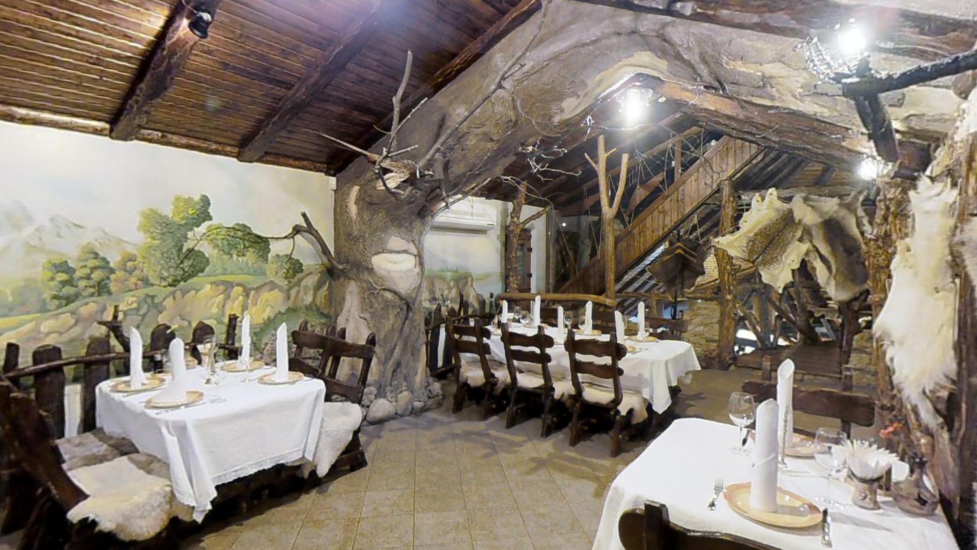 Medieval Moldavan Restaurant
