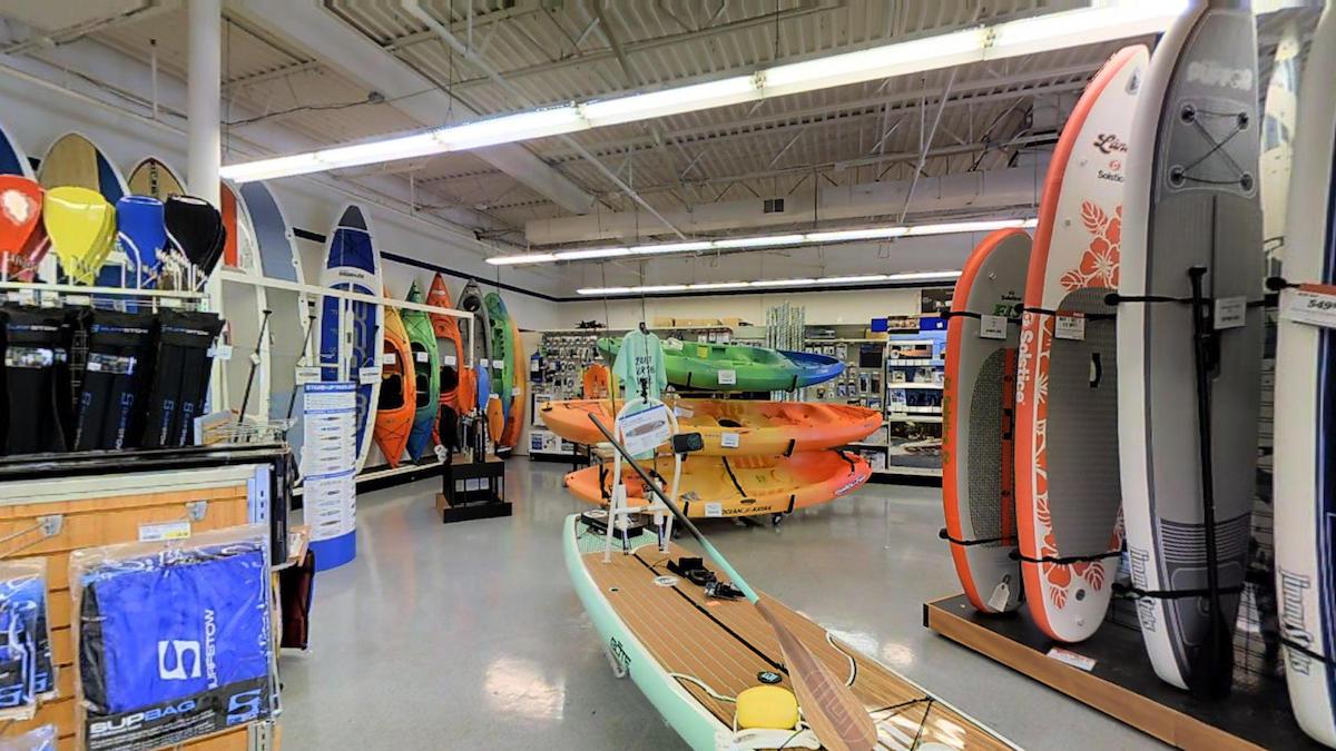 West Marine Retail Location