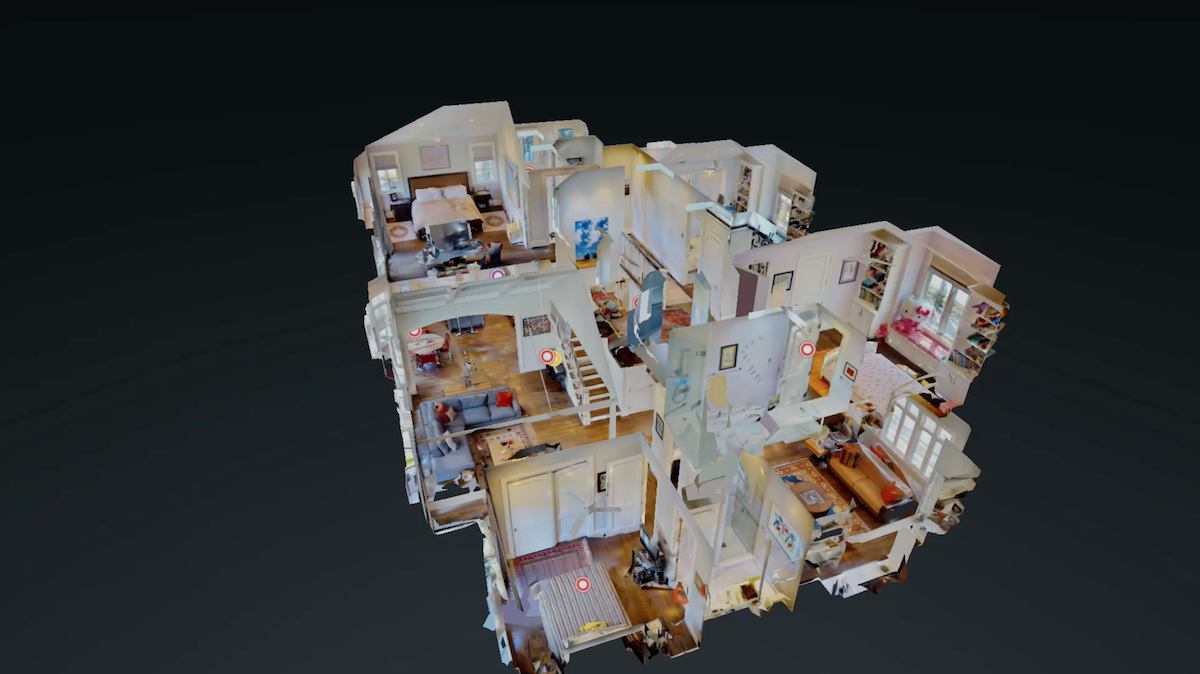 Be There Matterport 3D Virtual Tours