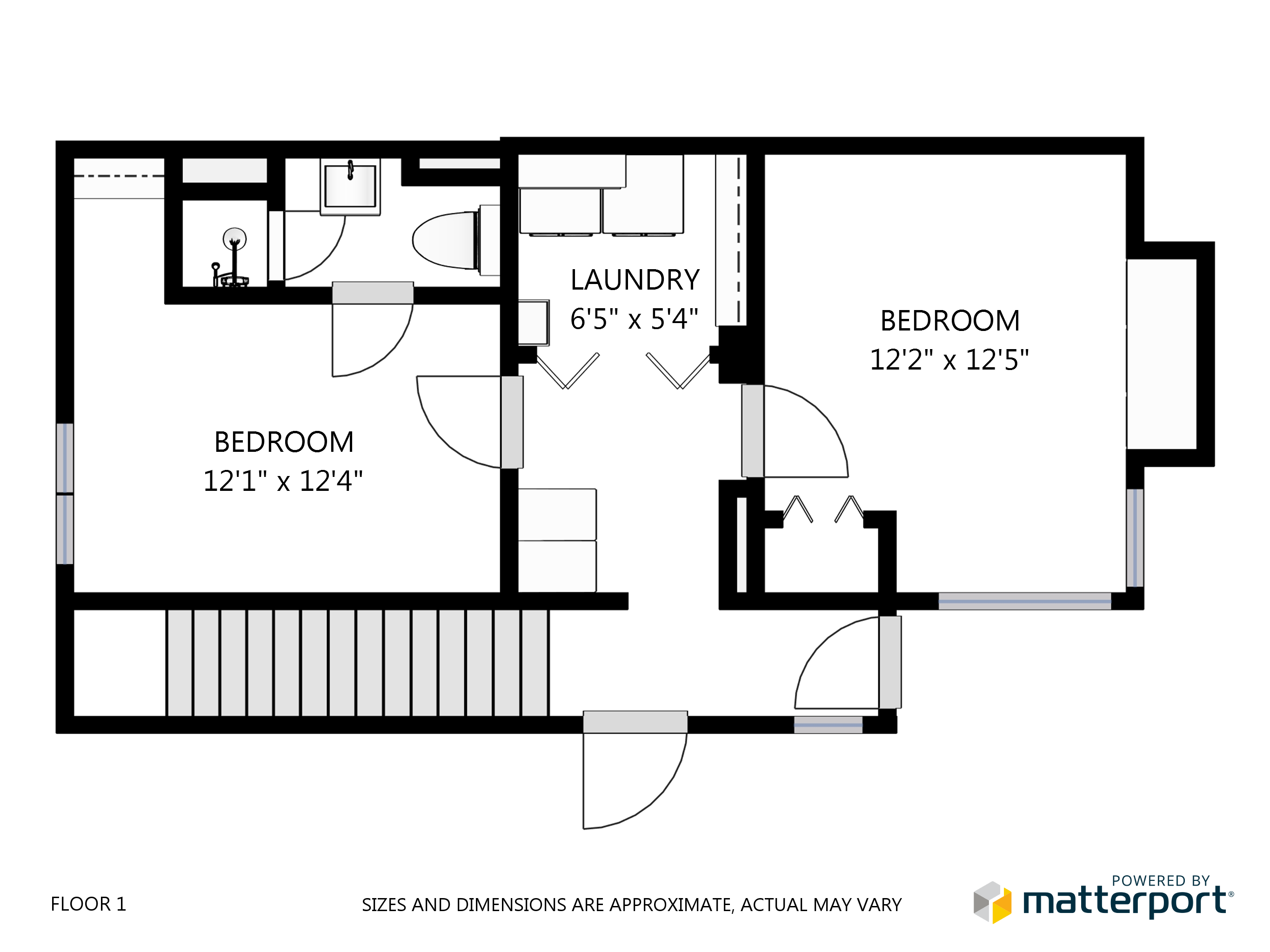 Create Schematic Floor Plans online right from your Matterport