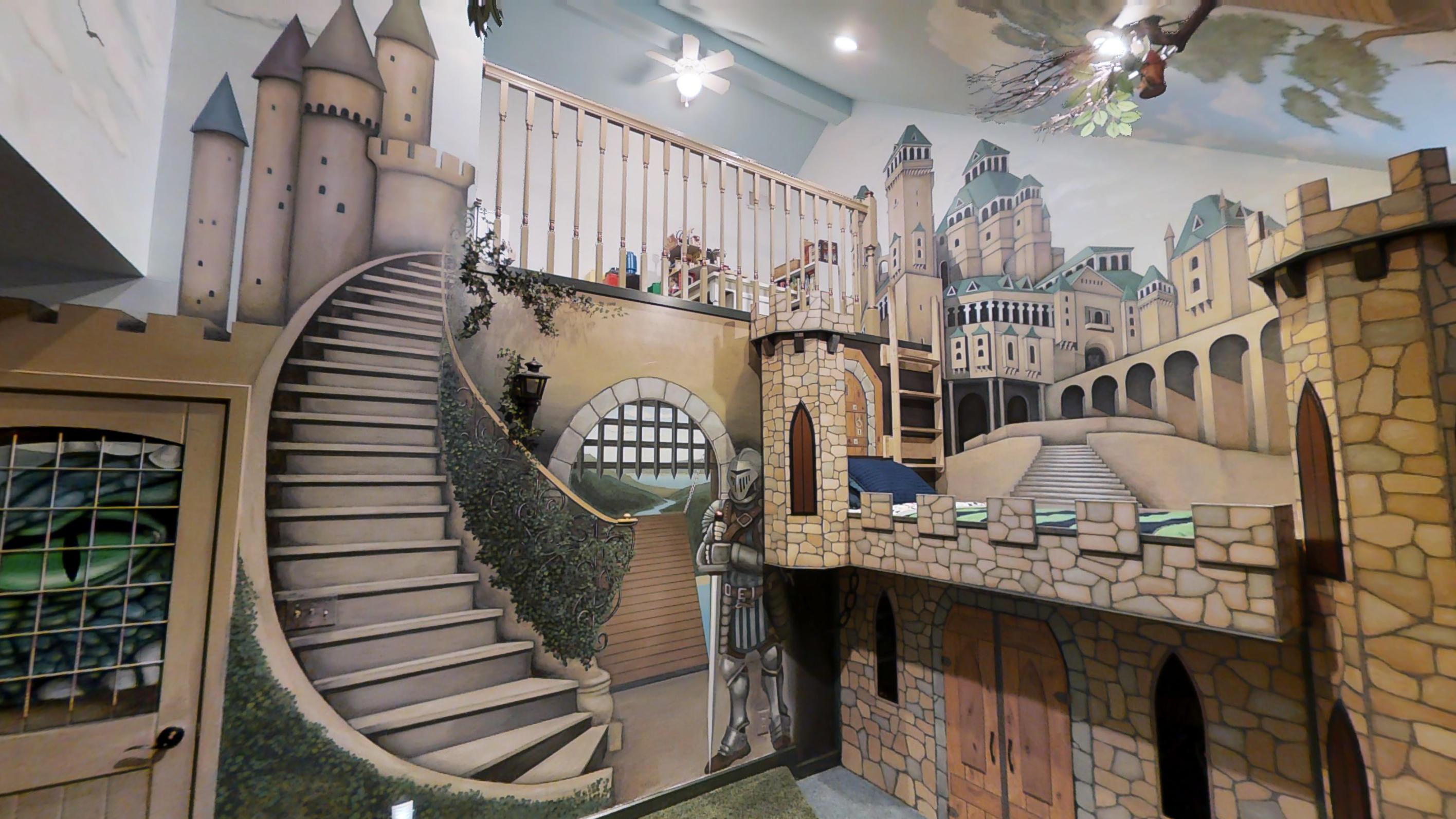 Fantasy Children's Room