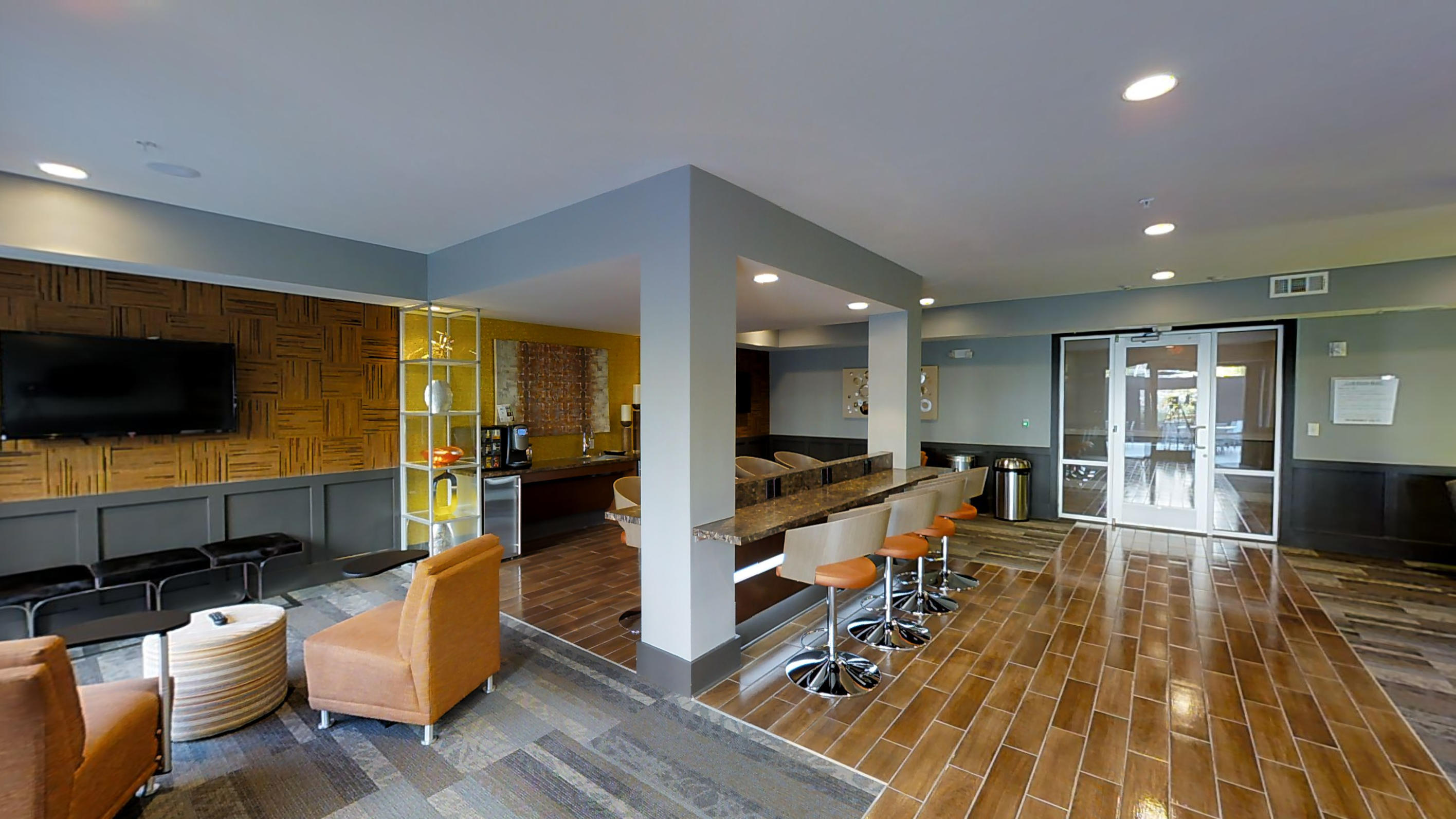 Piedmont Heights Clubroom