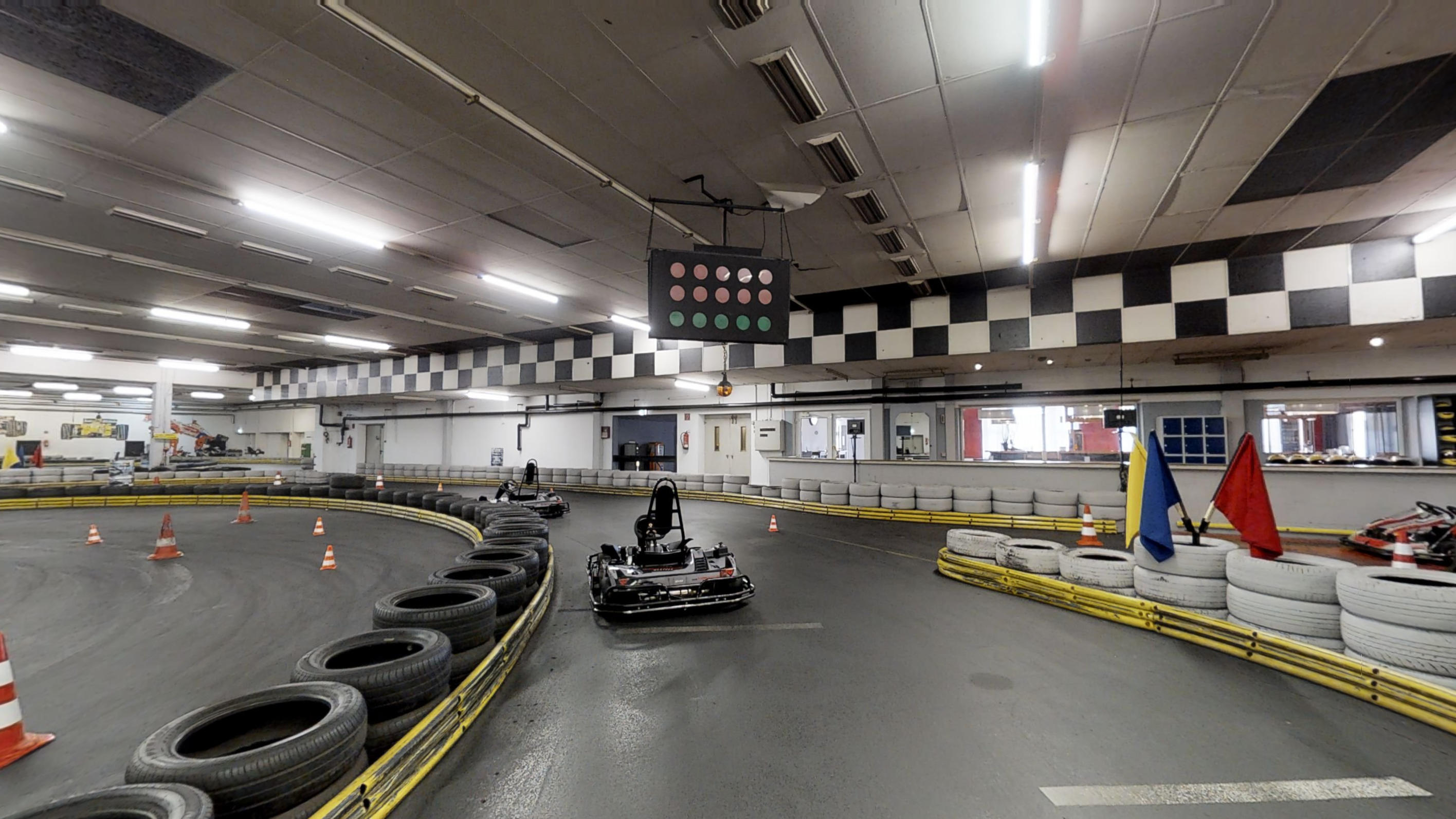 Indoor Kartbahn Werther, Kart Racing