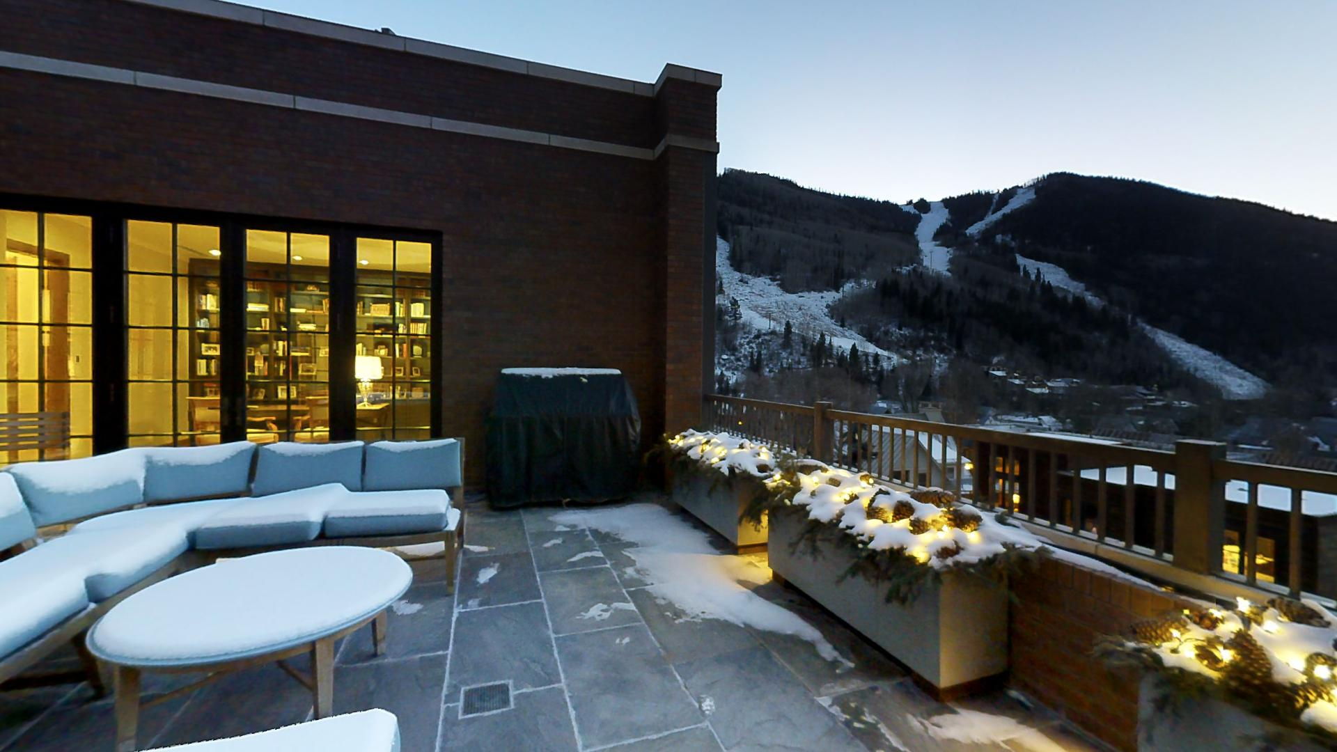 Downtown Telluride Penthouse