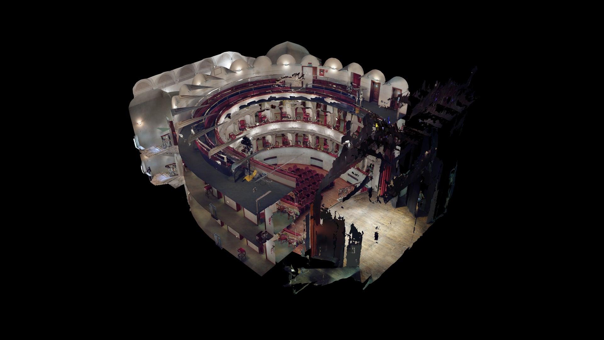 """Teatro Comunale """"Walter Chiari"""" Cervia"""