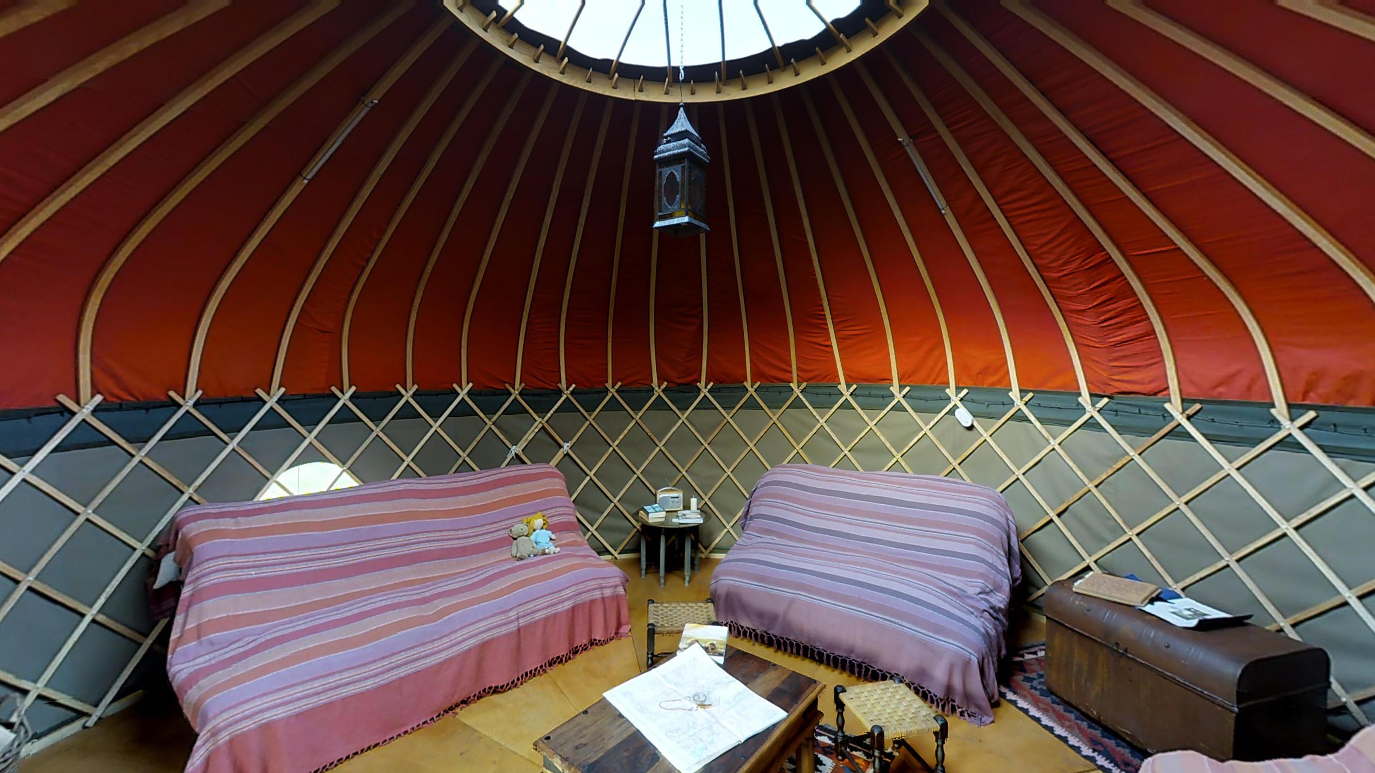 Long Valley Yurt