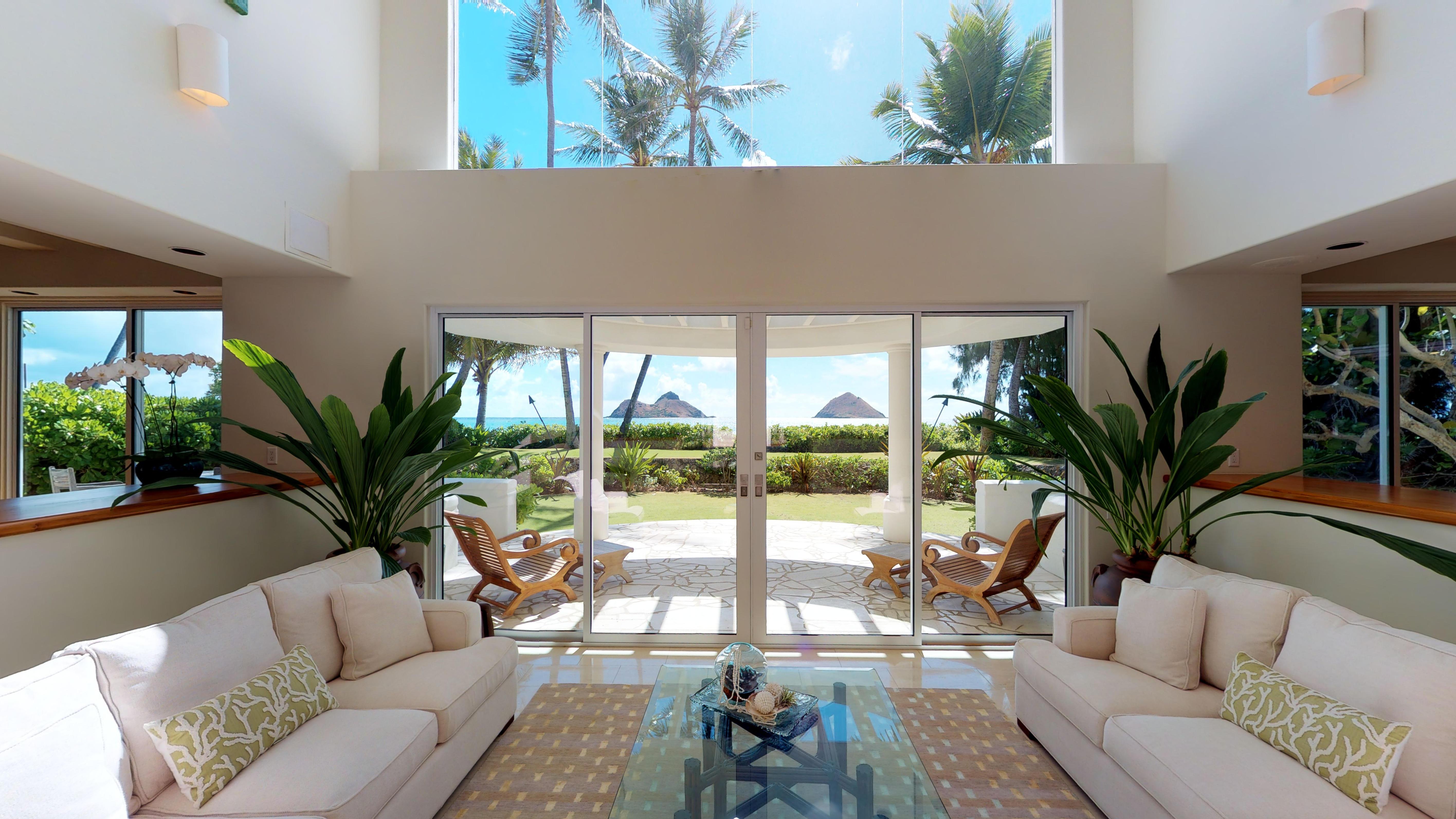 [Pro2] Hawaiian Oceanside Villa