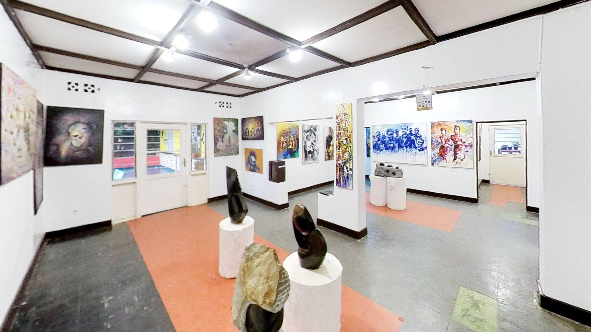 Kigali Arts Center - Rwanda