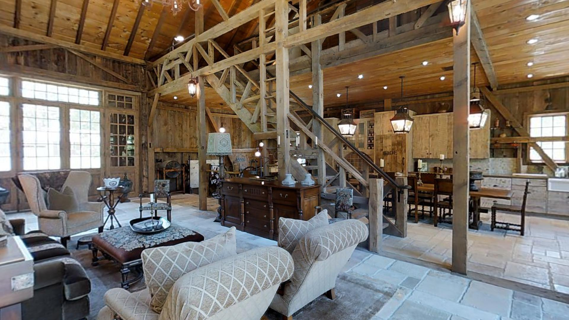 Luxury Barn Home