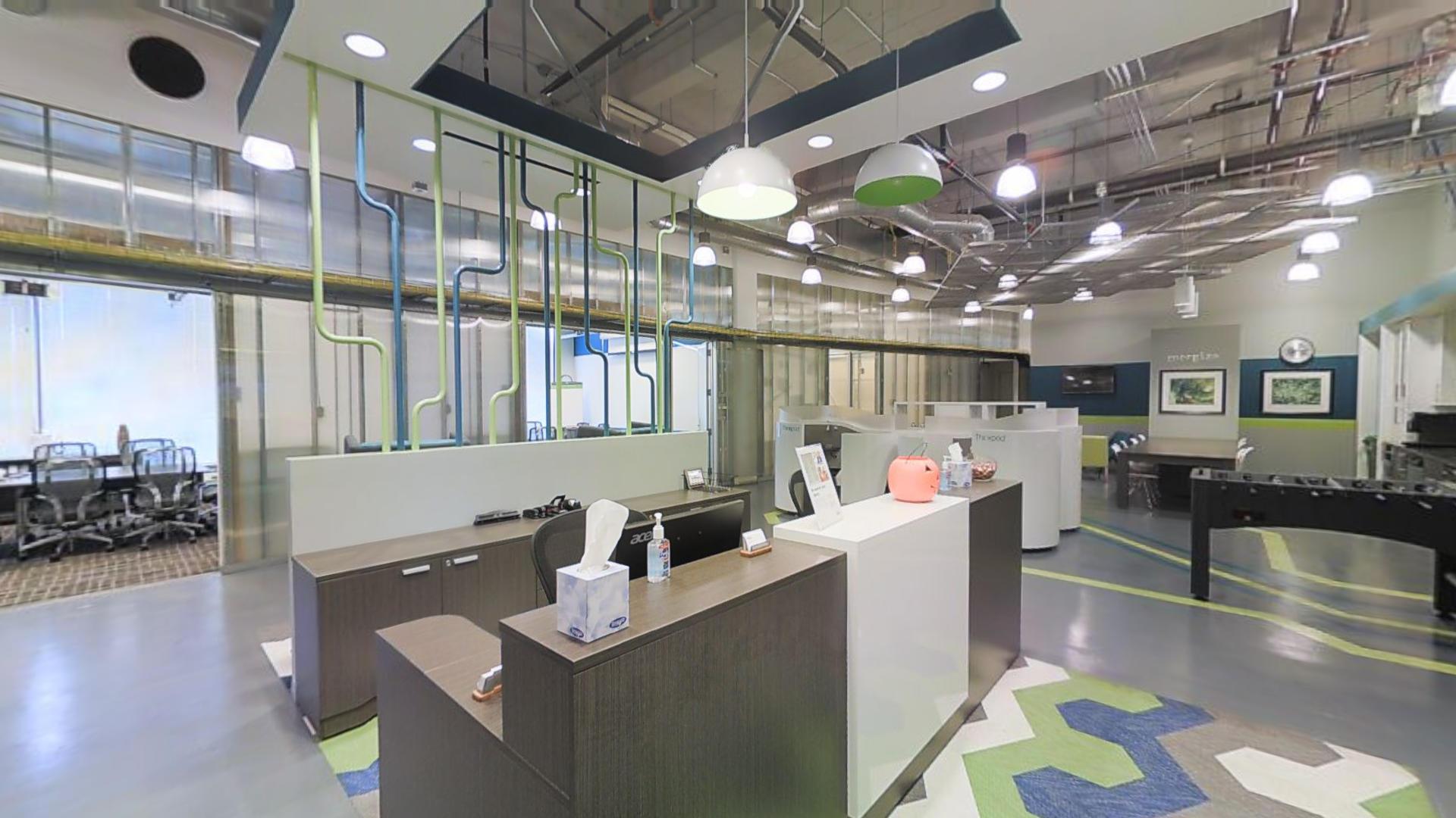 Regus SoMa Business Center