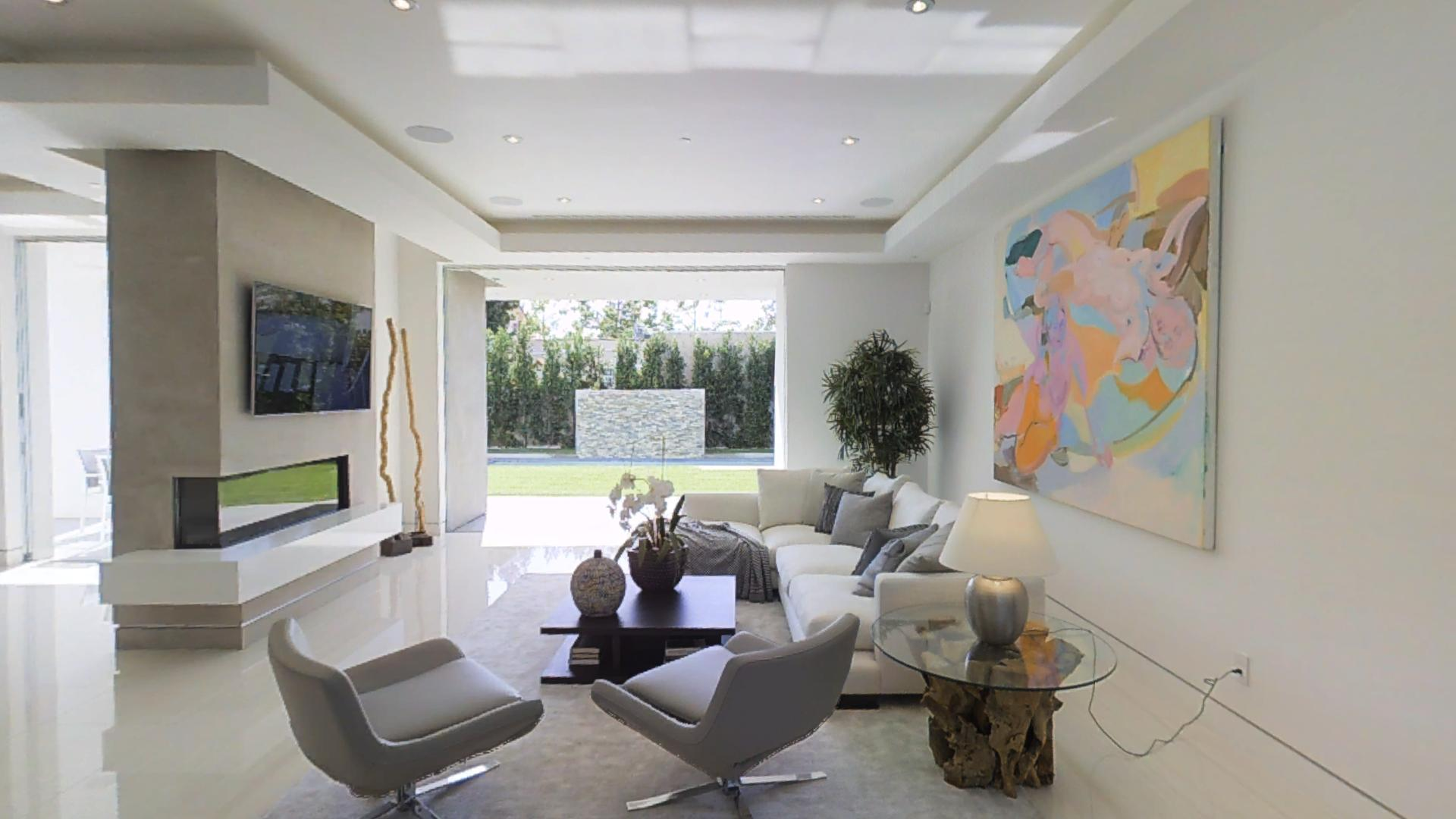 Beverly Hills Contemporary - Matterport
