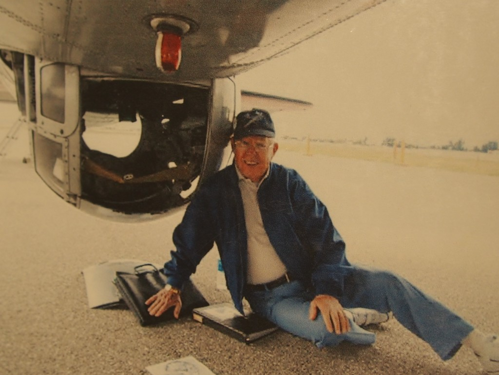 WWII Veteran discusses service on B-17