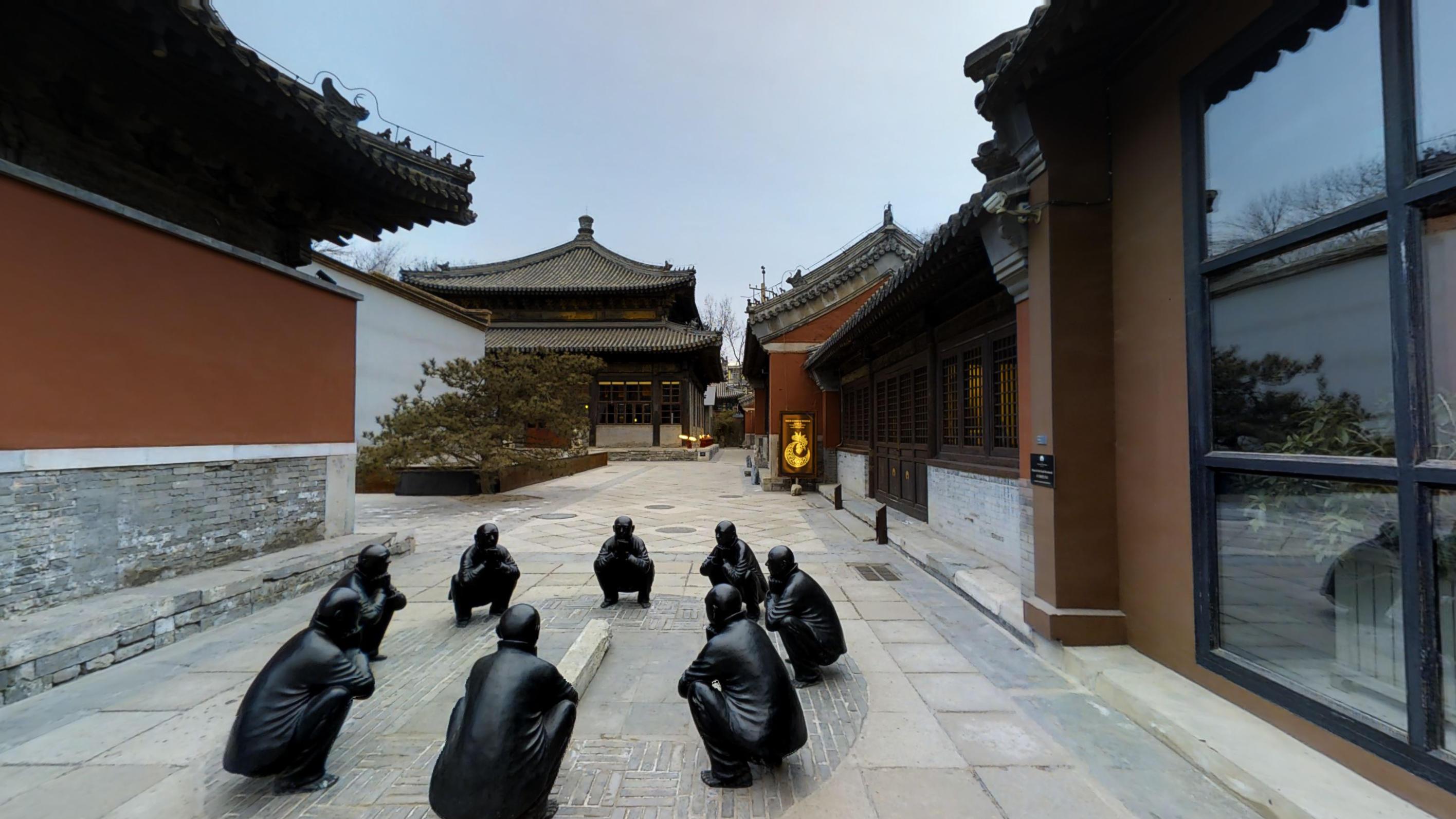 Temple Dongjingyuan