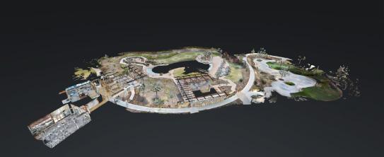 Matterport BLK360 Scan