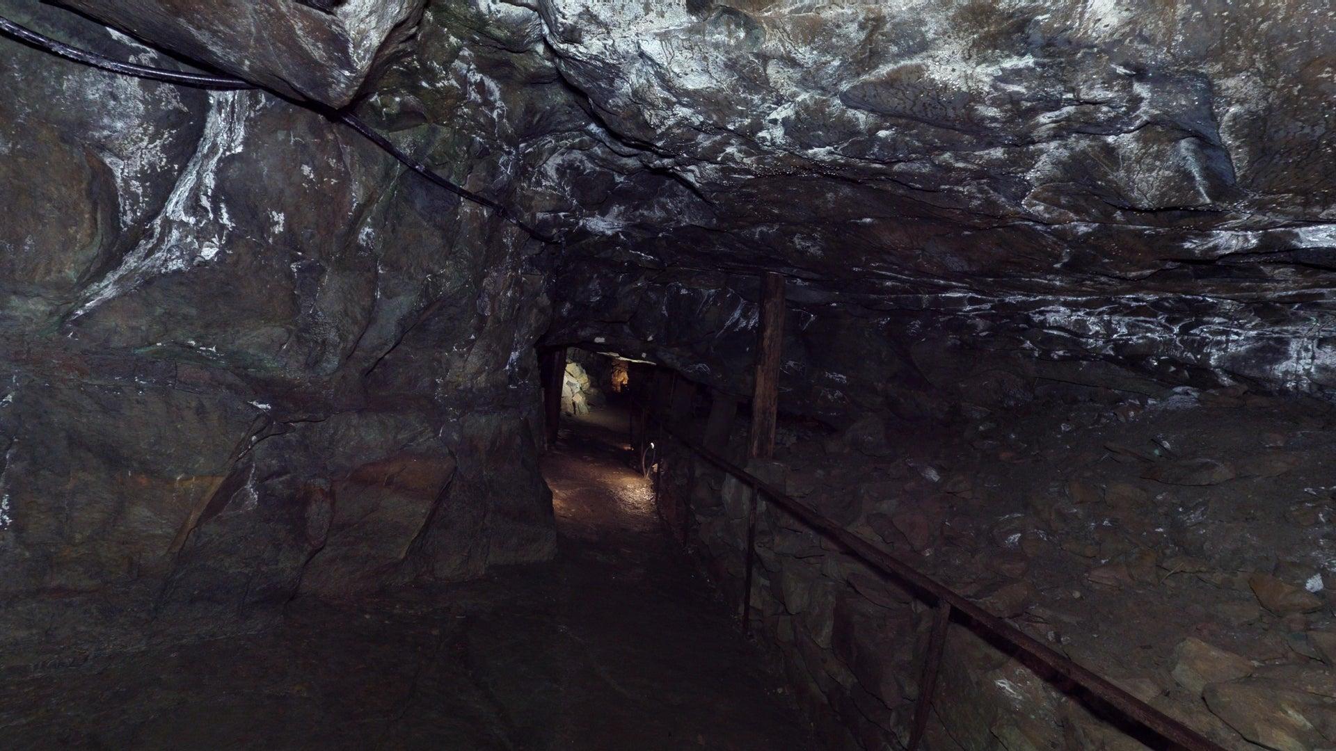 """Old New-Gate Prison & Copper Mine - """"The Coppermine"""""""