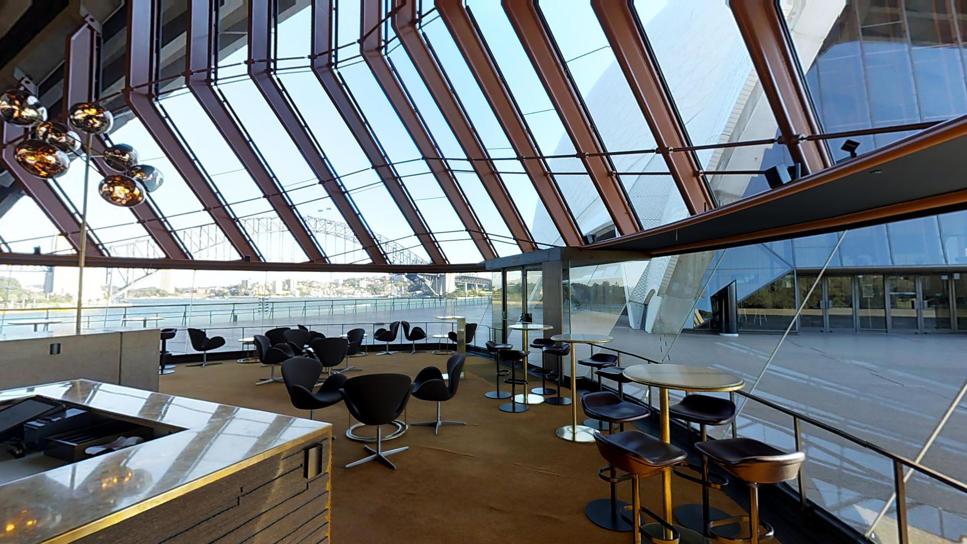 Bennelong Restaurant, Sydney Opera House