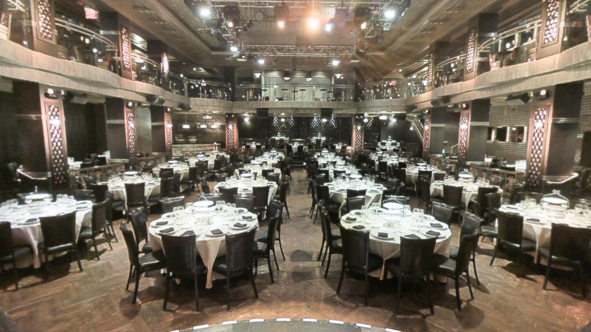 Art Deco Edison Ballroom