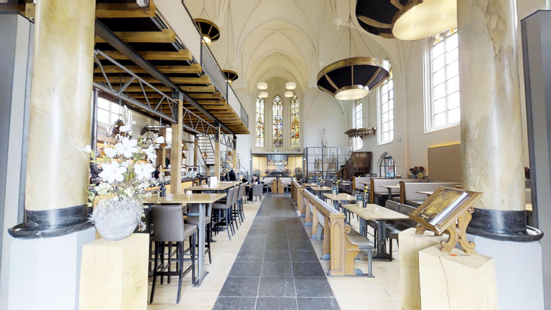 Onze Kerk Dutch Restaurant