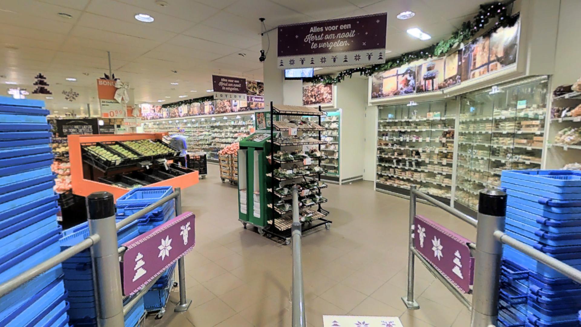 Albert Heijn Dutch Supermarket