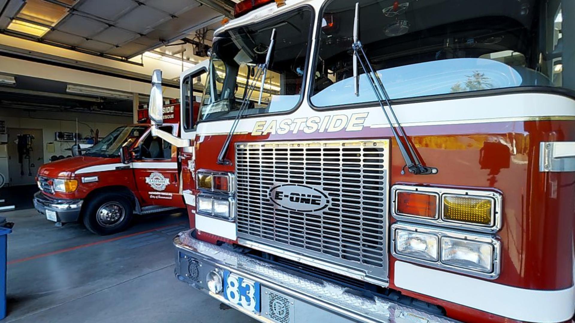 Eastside Fire & Rescue Station 83