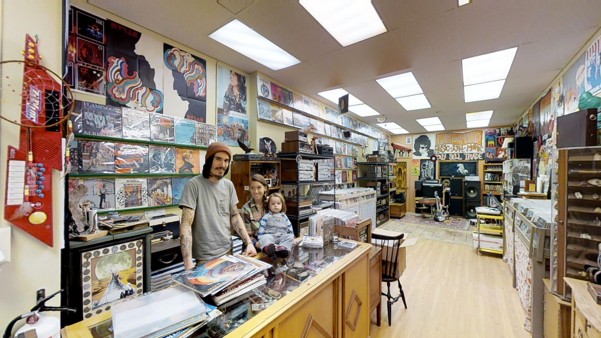 Lost & Found Record Shop