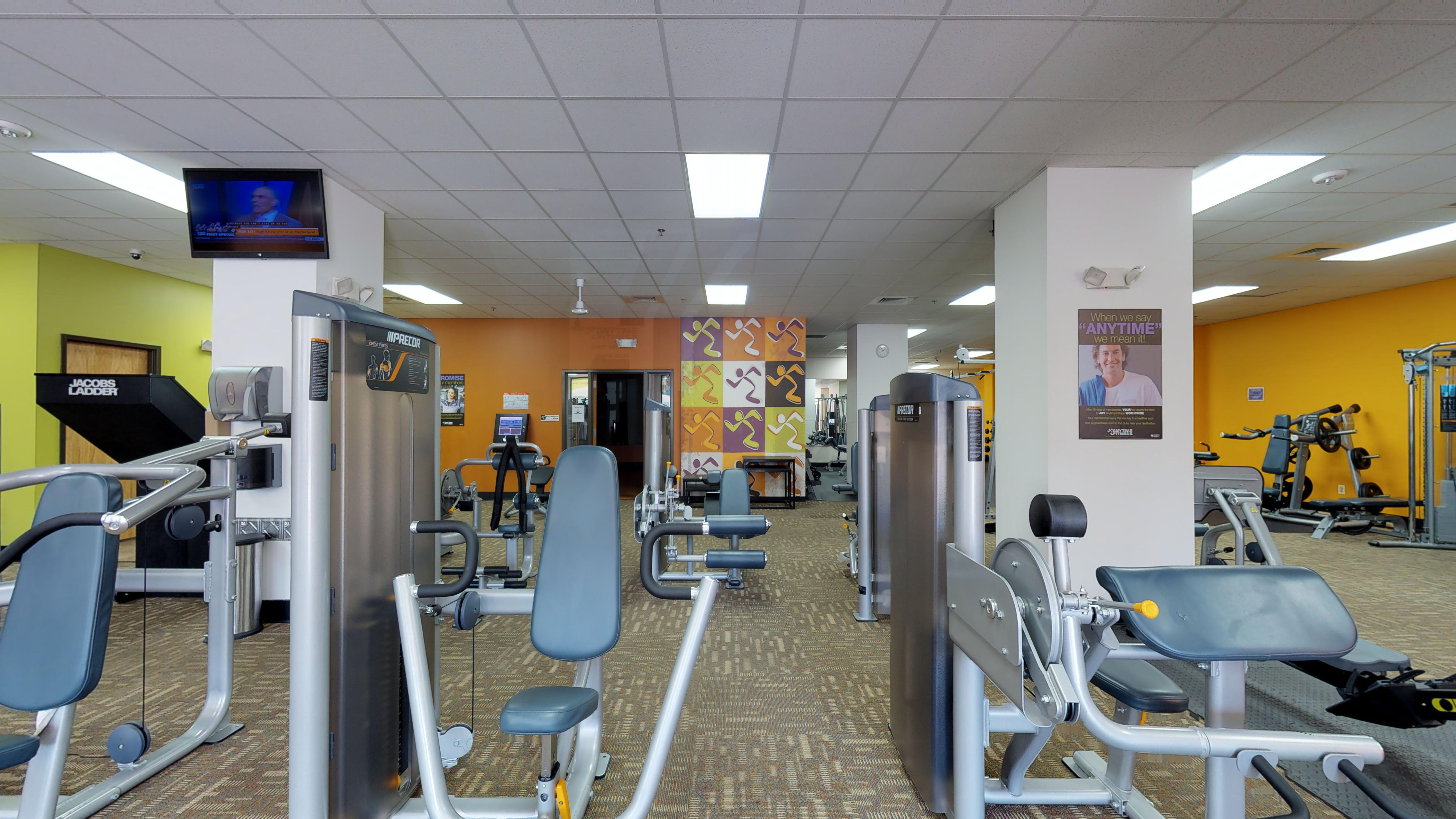 [Pro2] Anytime Fitness Jessup
