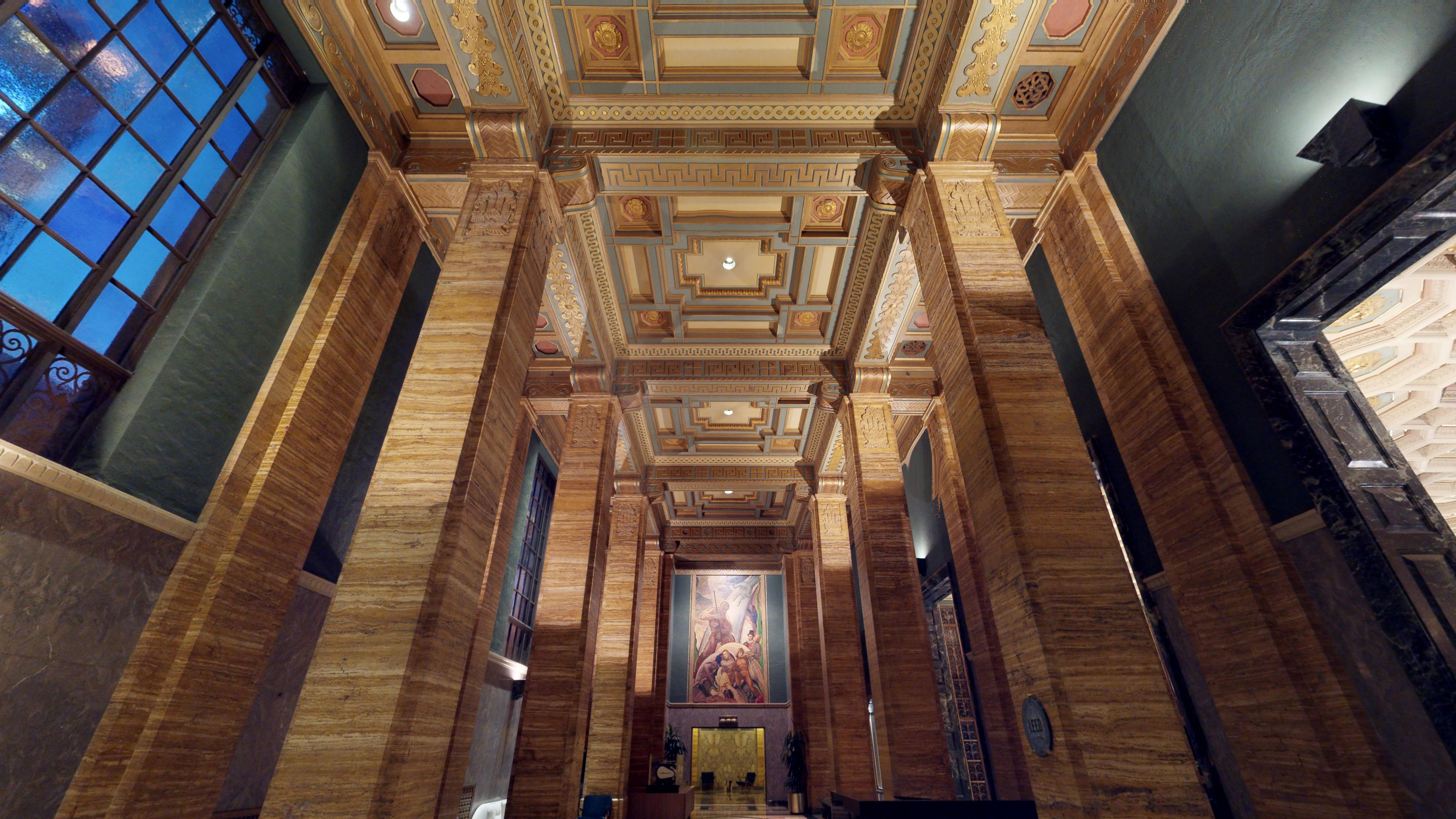 [Pro2] CalEdison's Art Deco Lobby