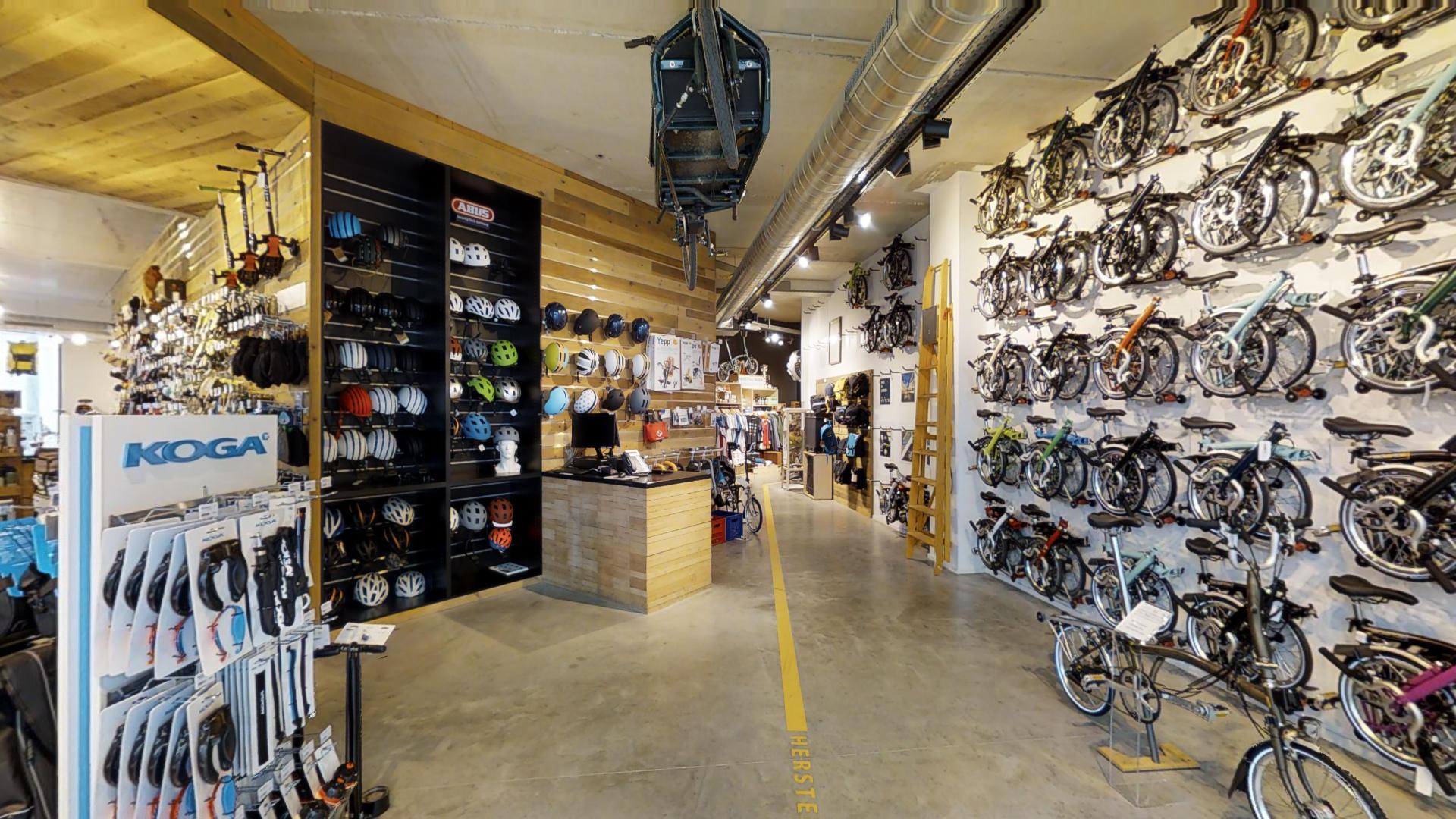 Fietsen de Geus Bike Shop