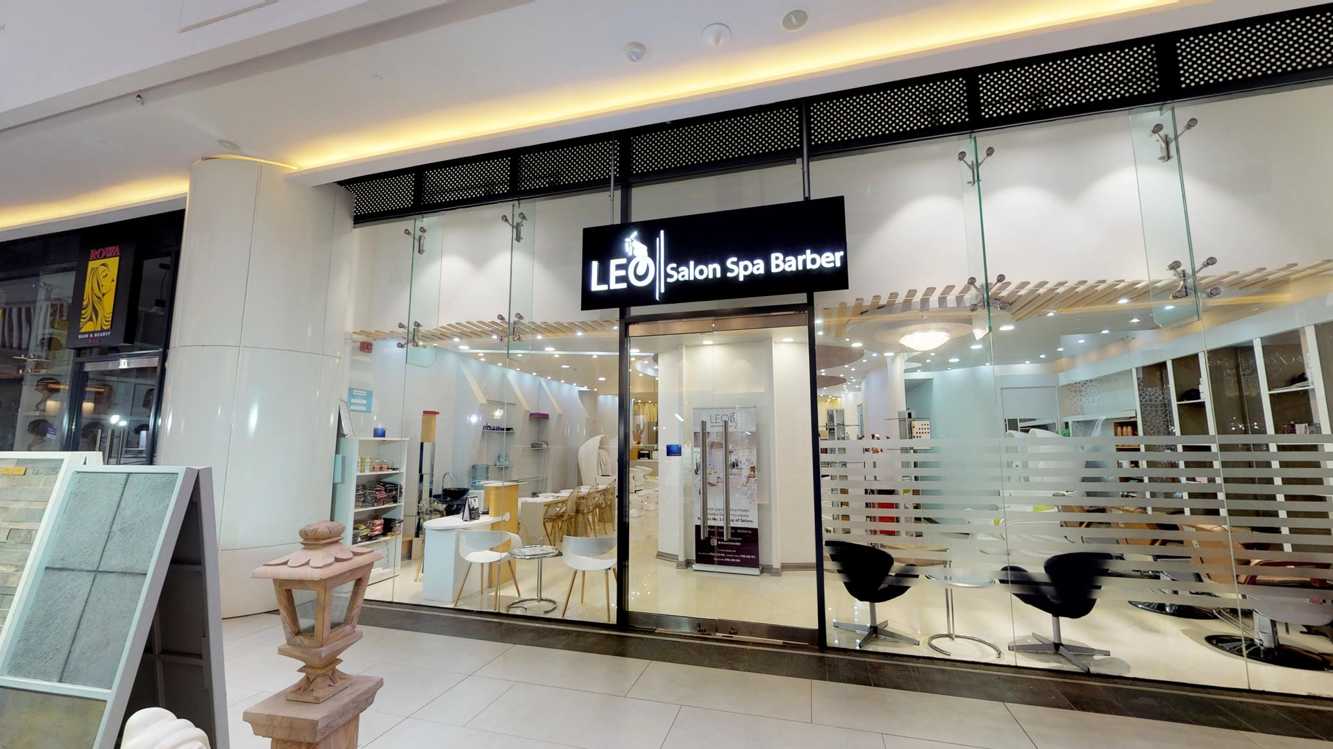 Leo Salon Barber & Spa - Two Rivers Mall
