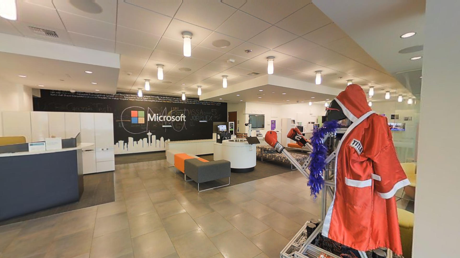 Microsoft Recruitment Center