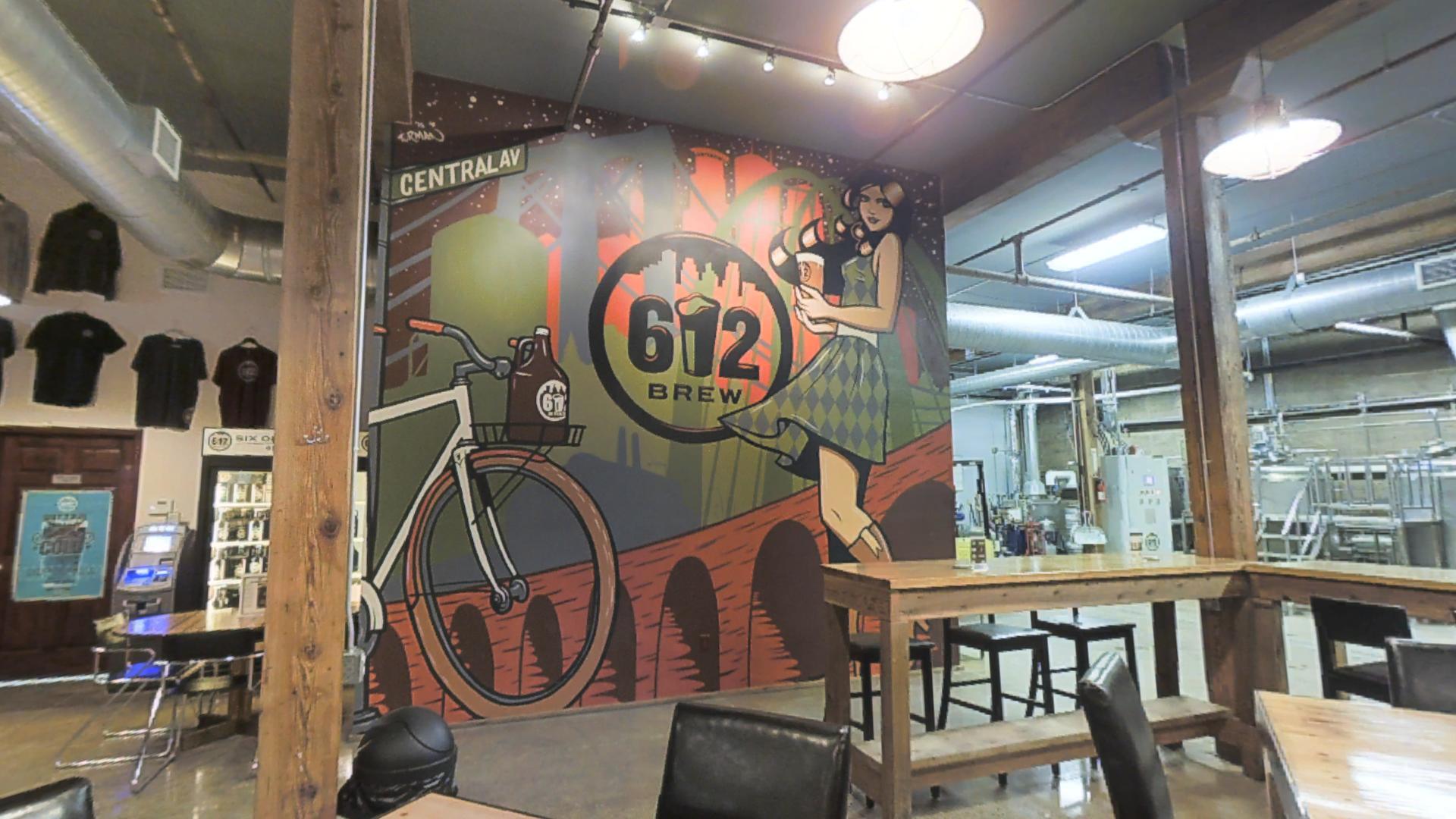 612Brew Craft Brewery