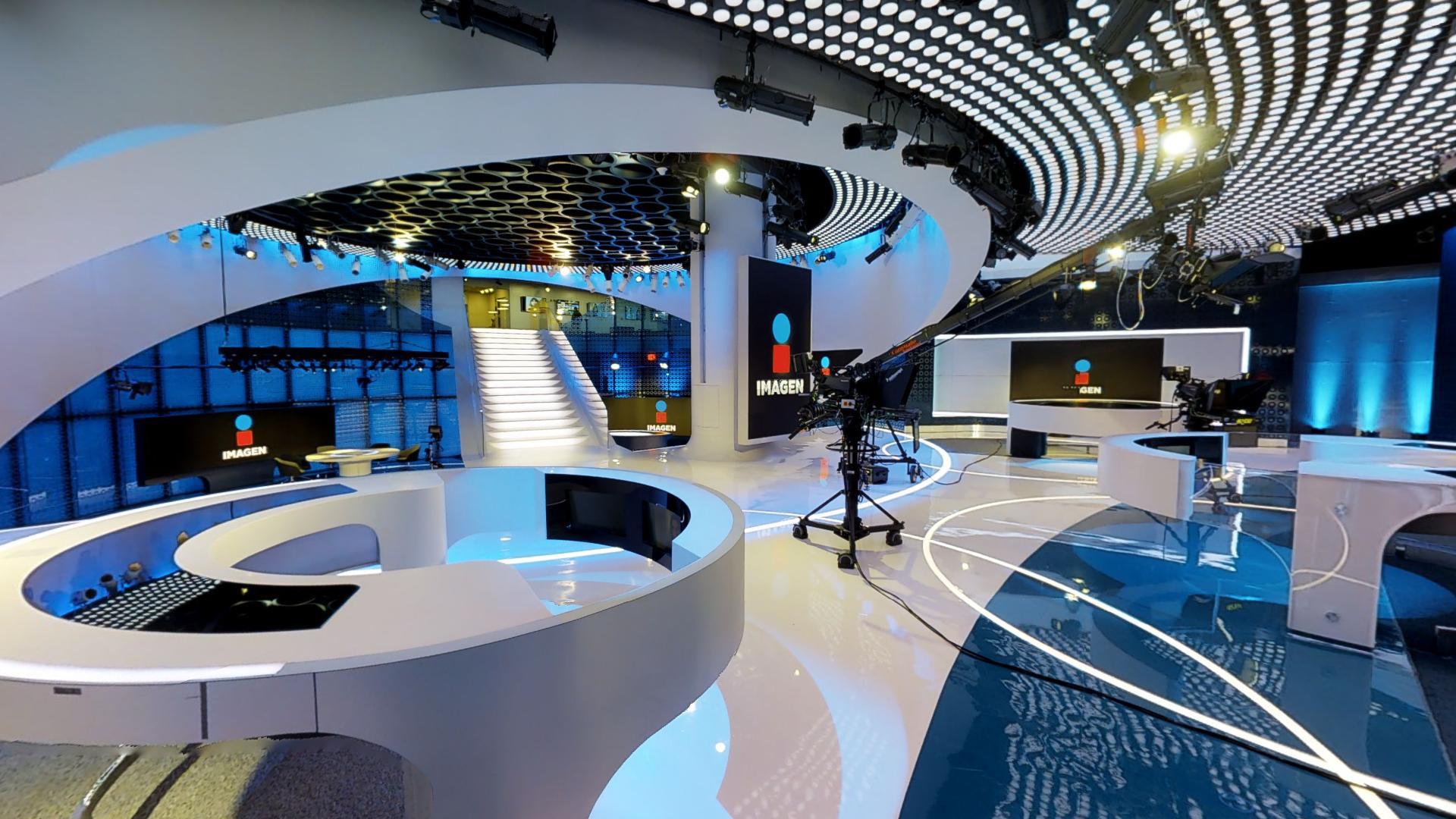Imagen Televisión News Studio