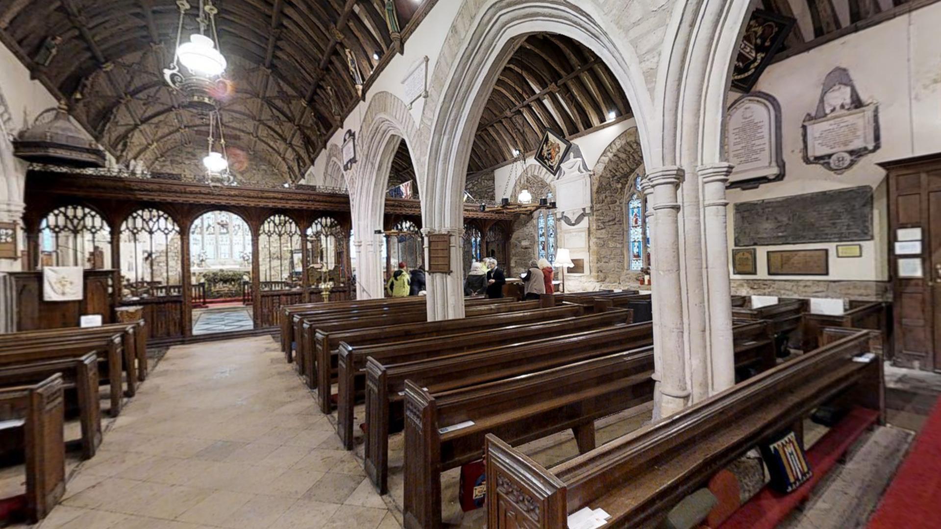 St. Maddern's Church