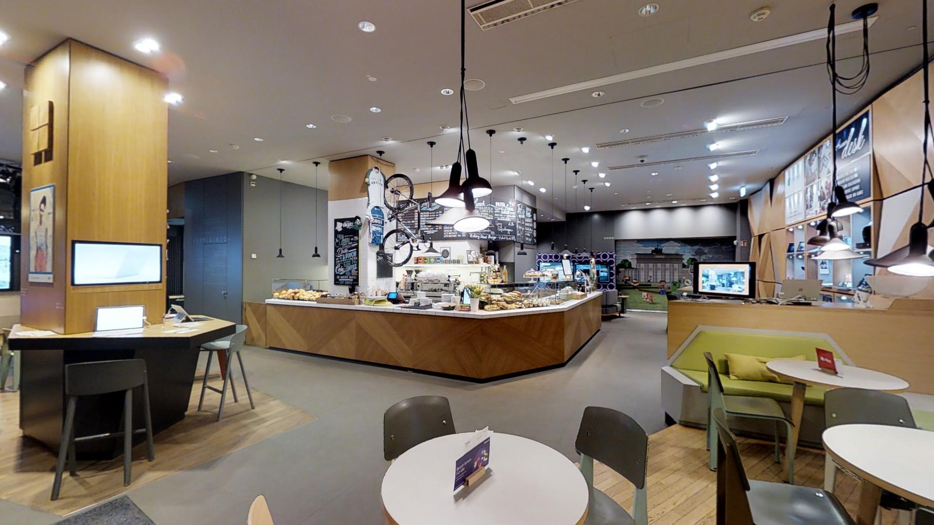 Microsoft Digital Eatery
