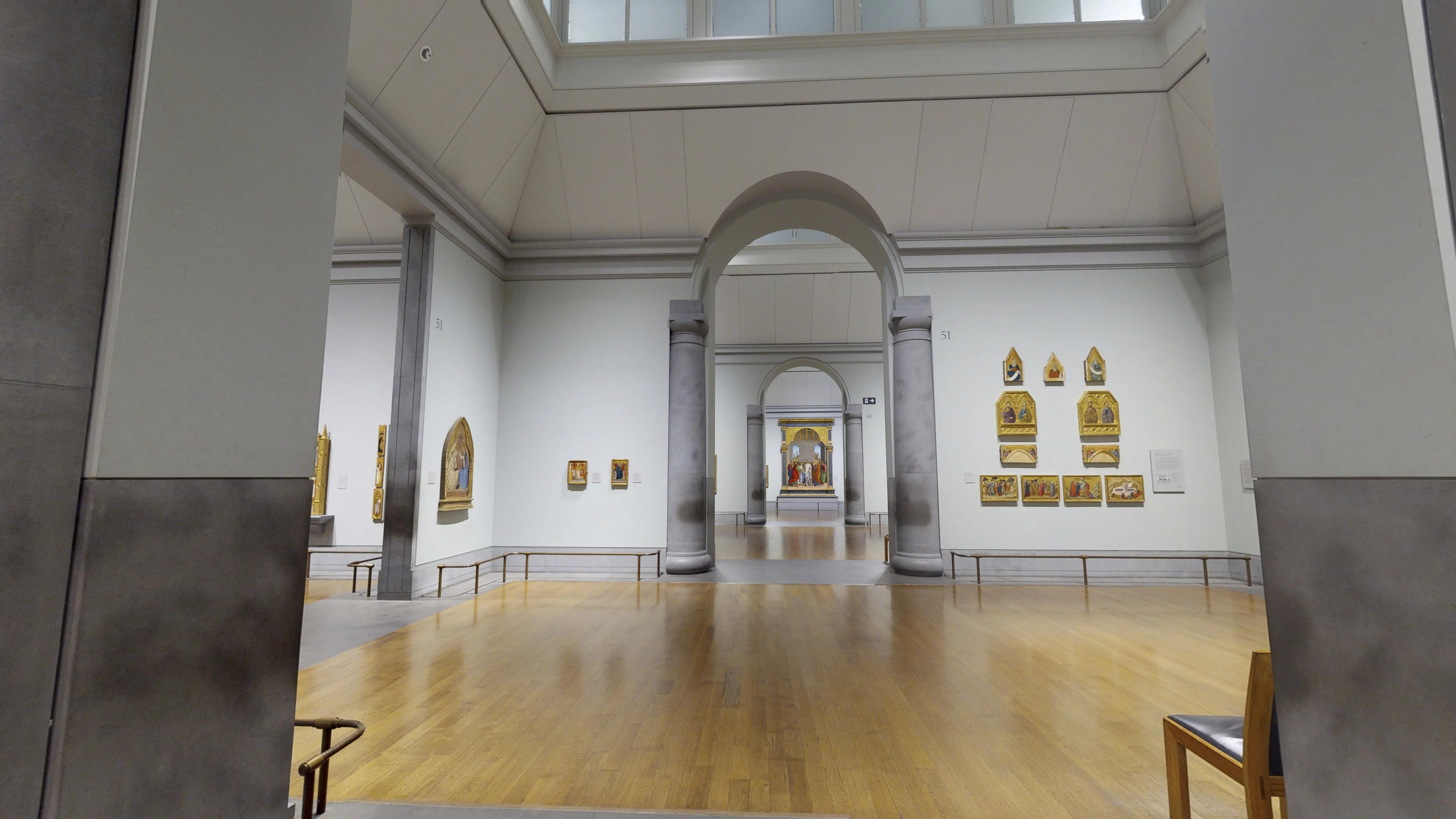 The National Gallery (Sainsbury Wing)