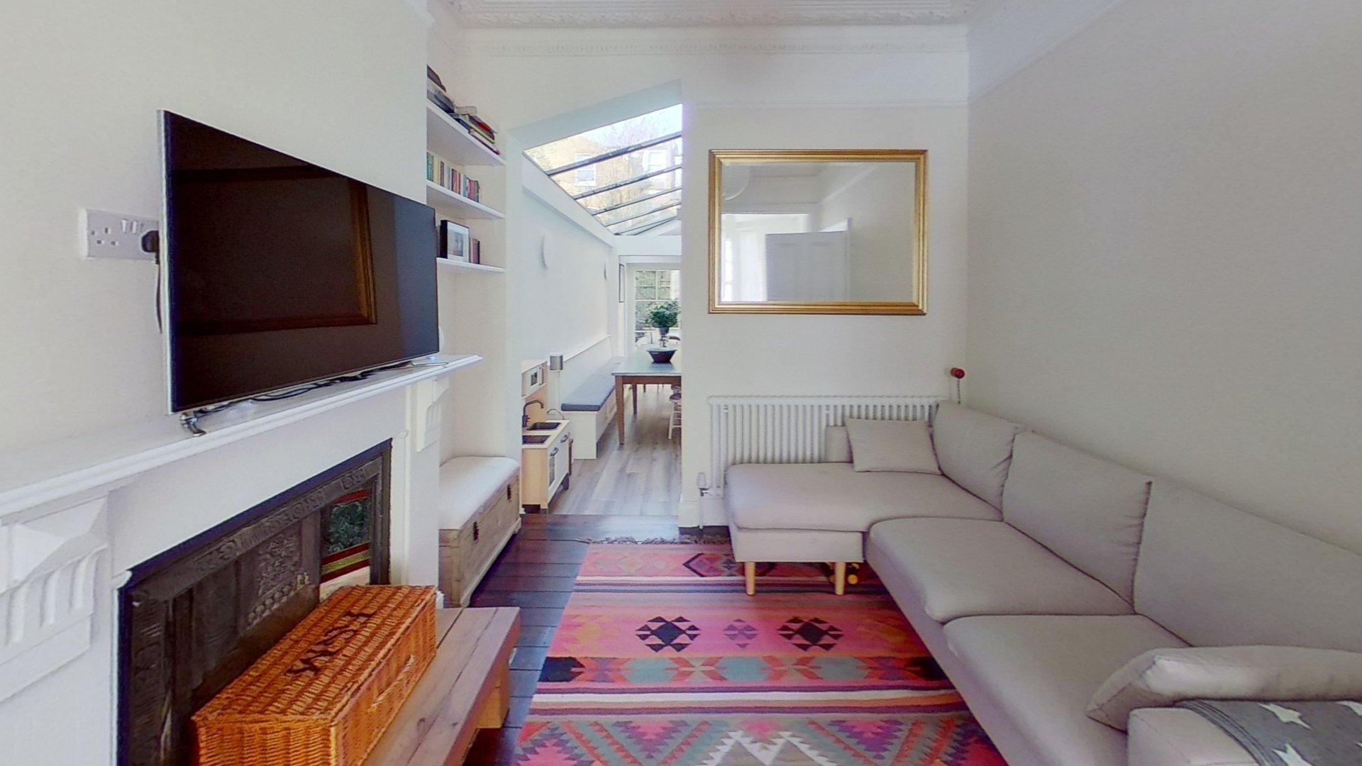 Victorian Home: Bramfield, London