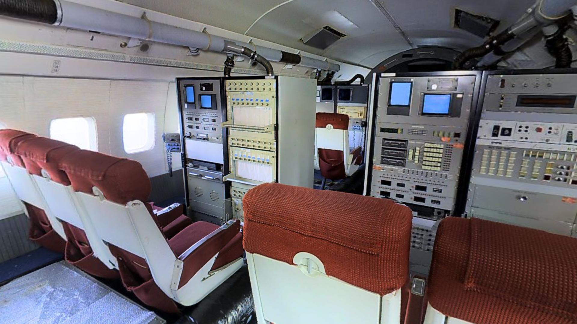 First Boeing 737