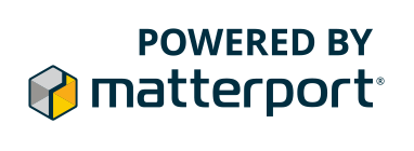 Powered by Matterport Logo