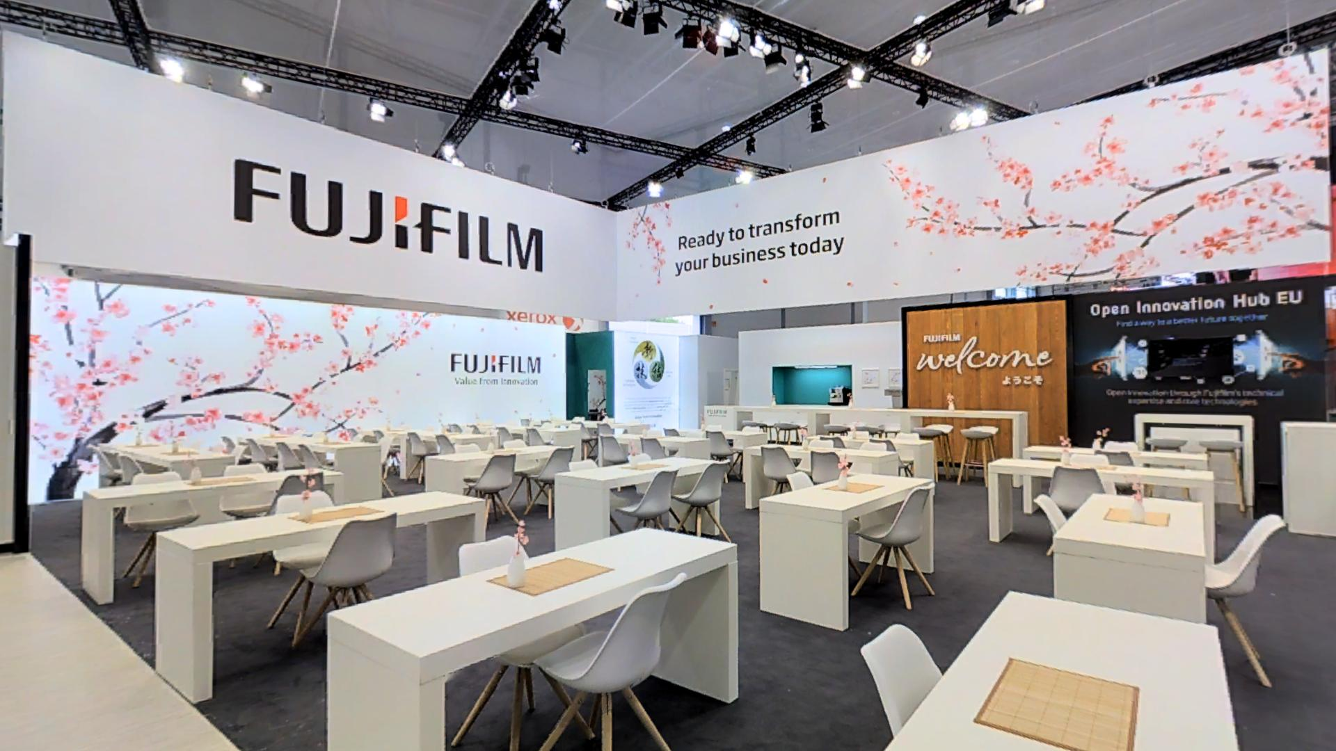 FUJiFILM at Drupa 2016