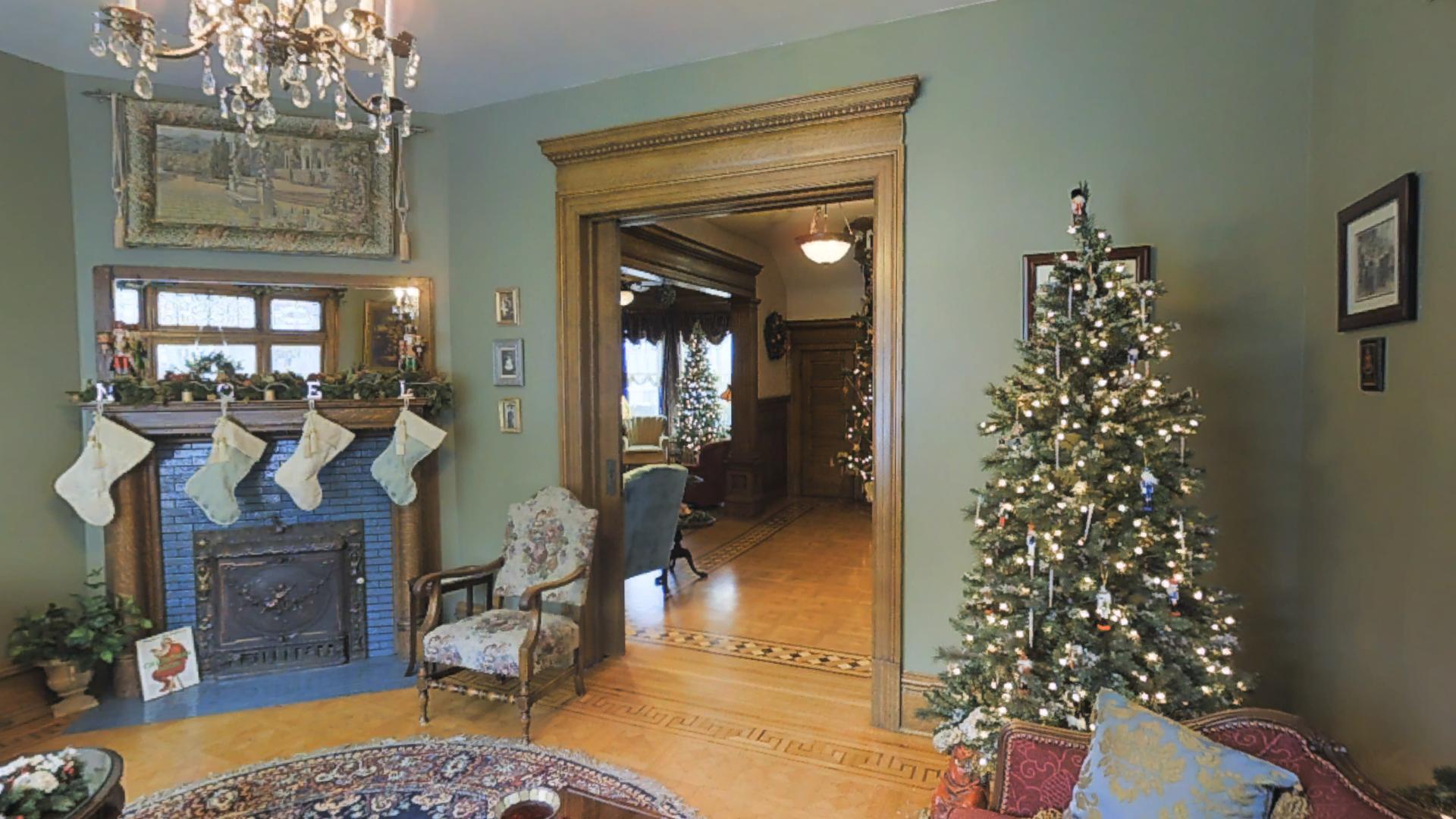 Gibson Mansion