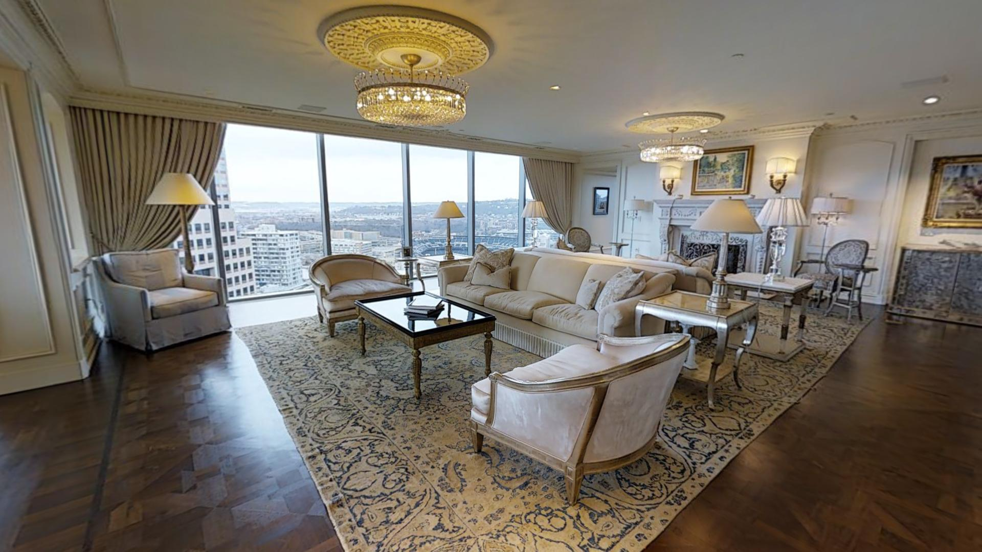 Stately Pittsburgh Penthouse
