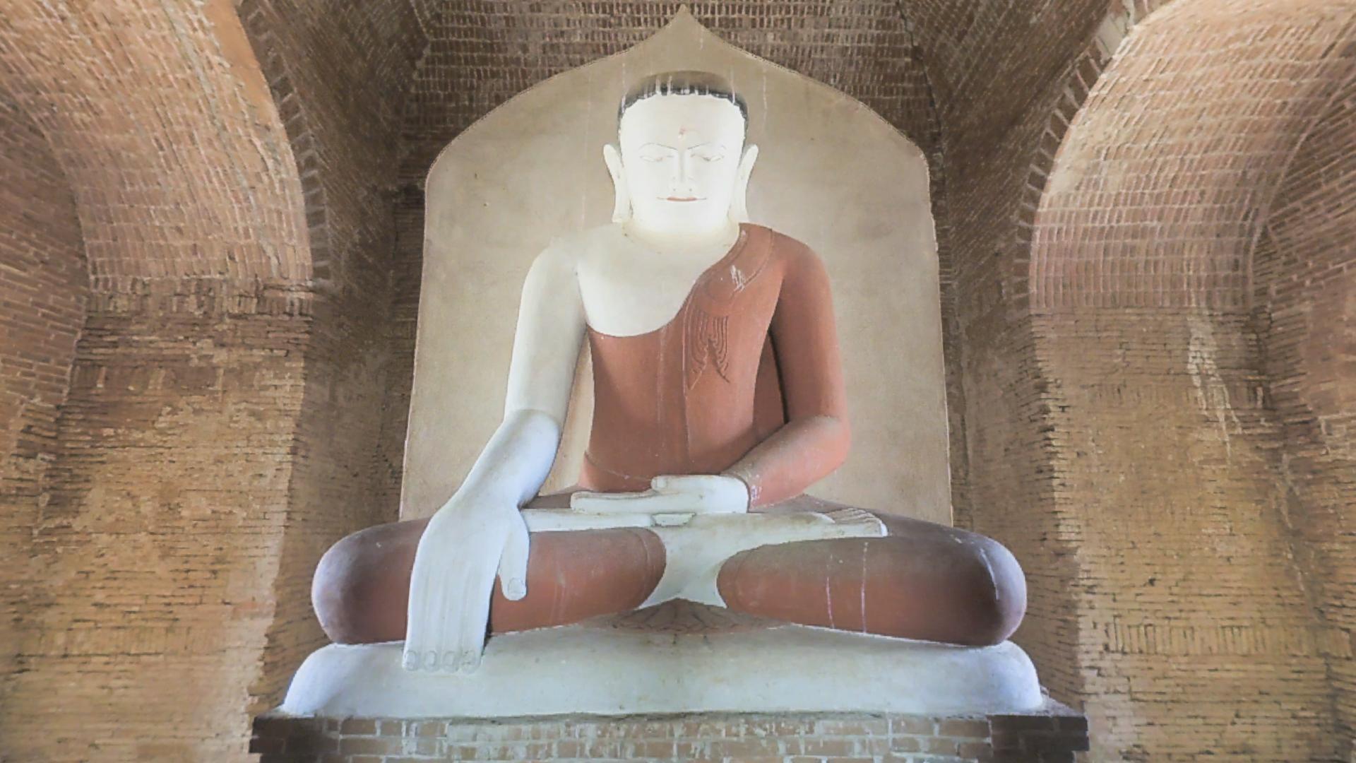 Bagan One Buddha Temple