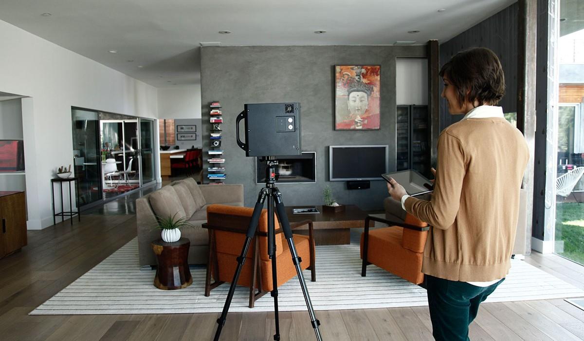 3D Camera and Virtual Tour Platform - Matterport
