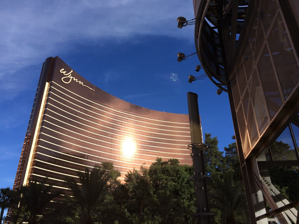 Wynn Las Vegas during Leading Real Estate Conference, 2015