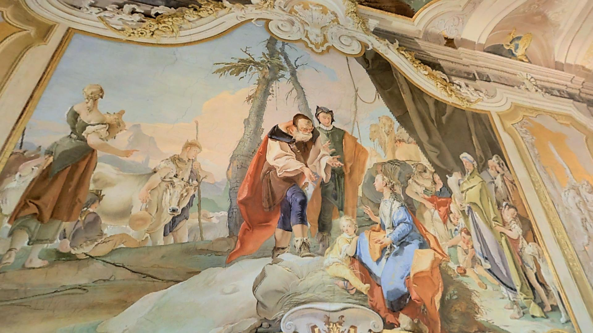 Diocesan Museum Tiepolo Fresco Galleries