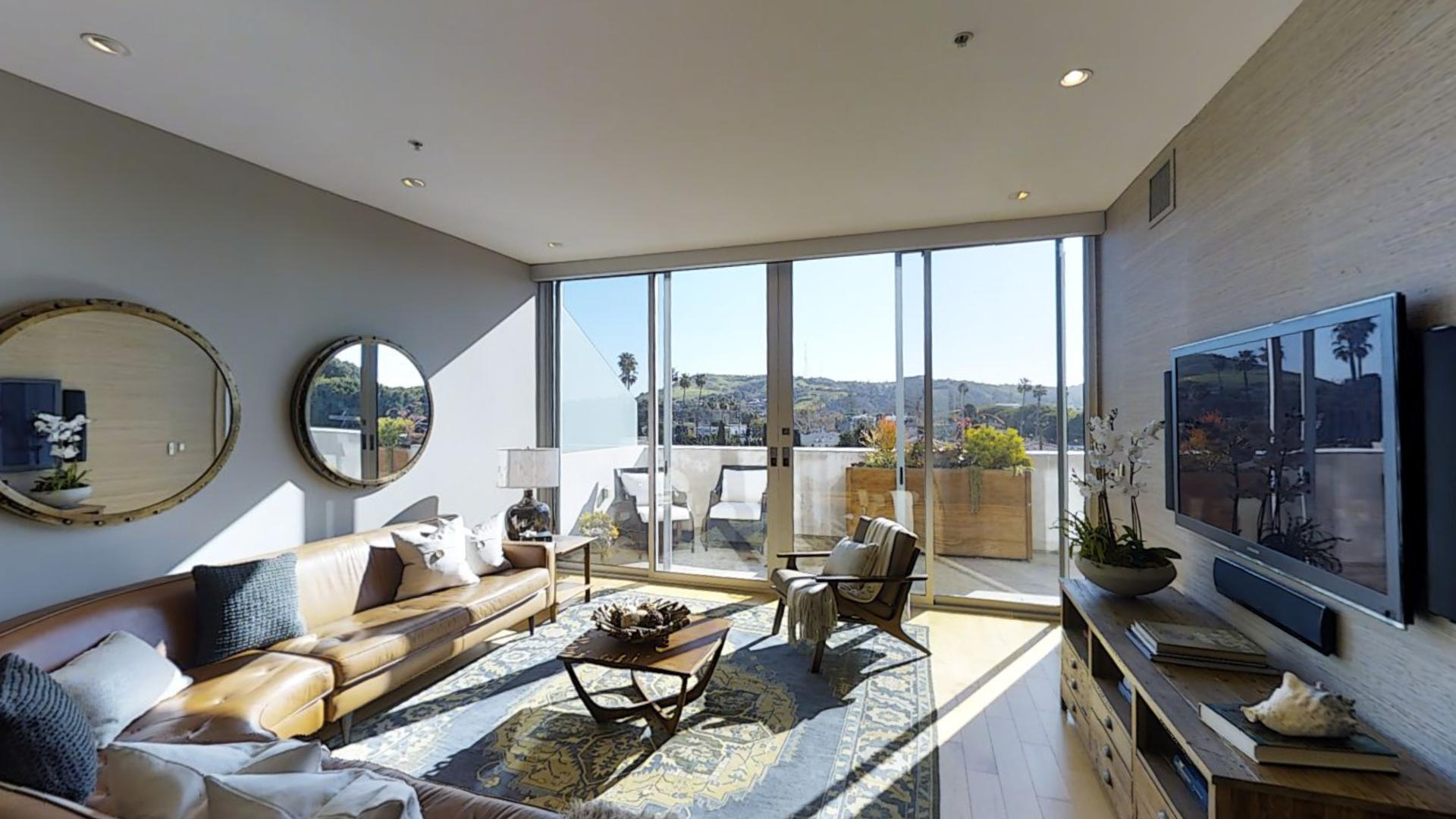 Ty Burrell's Penthouse Condo