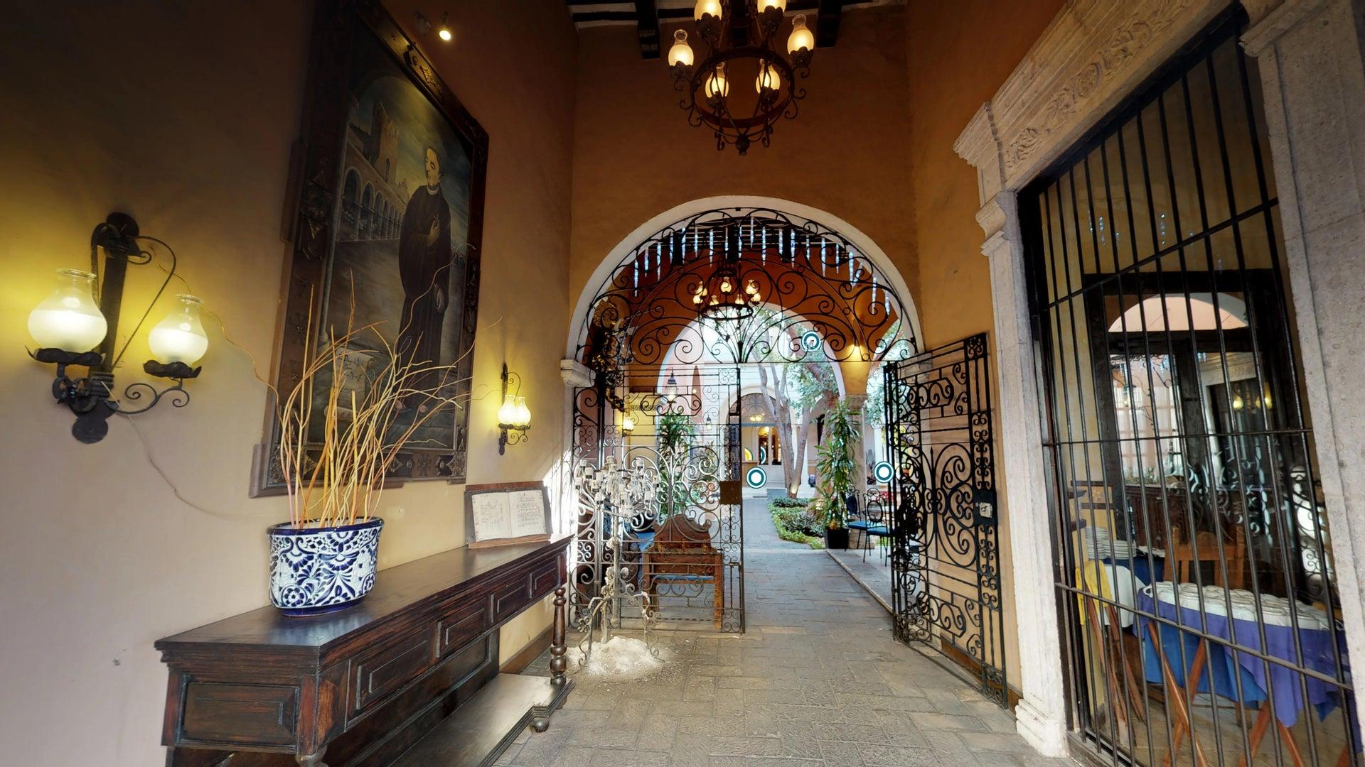 Hotel La Misión De Fray Diego