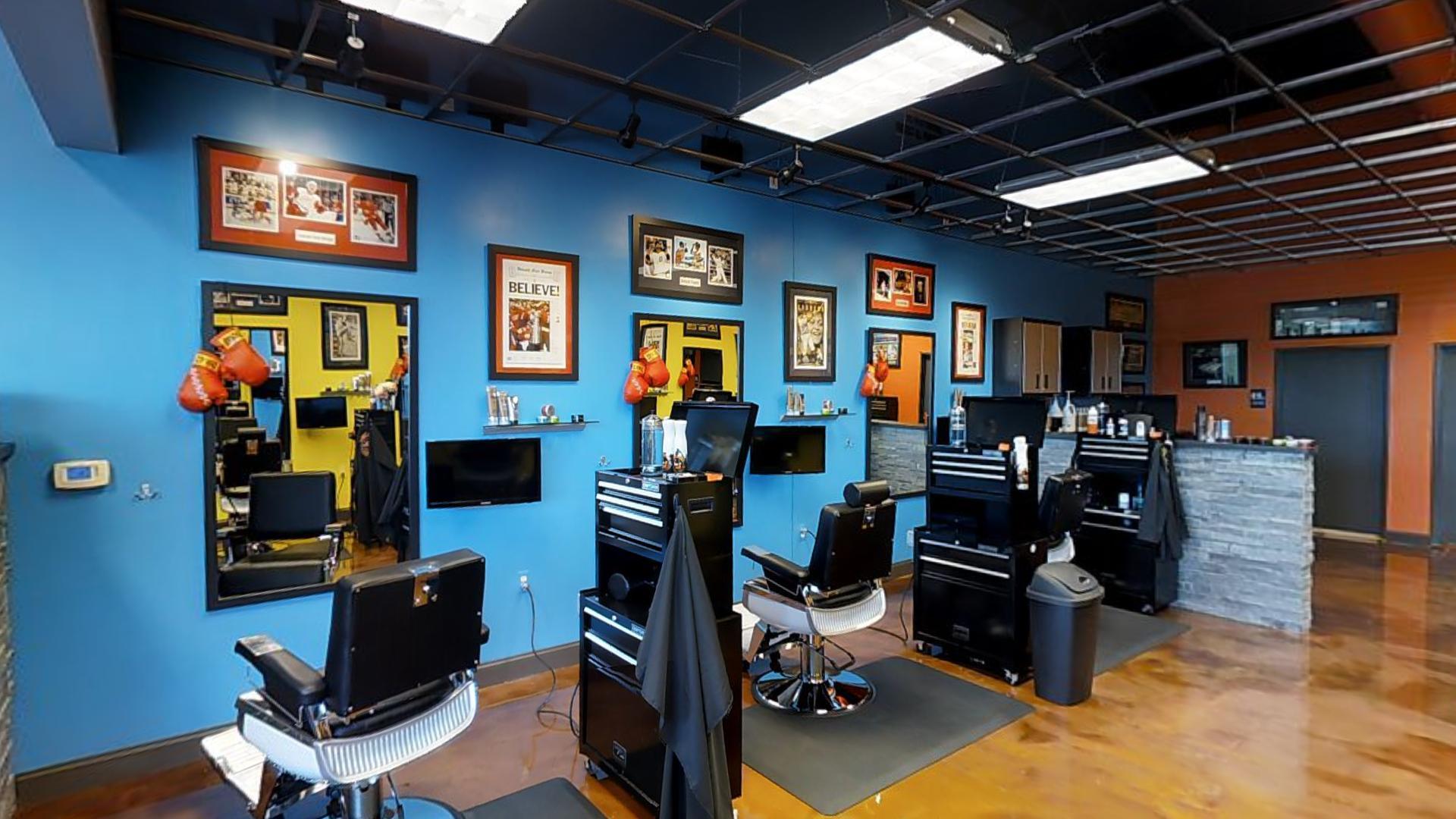 Lady Jane's Barber Shop