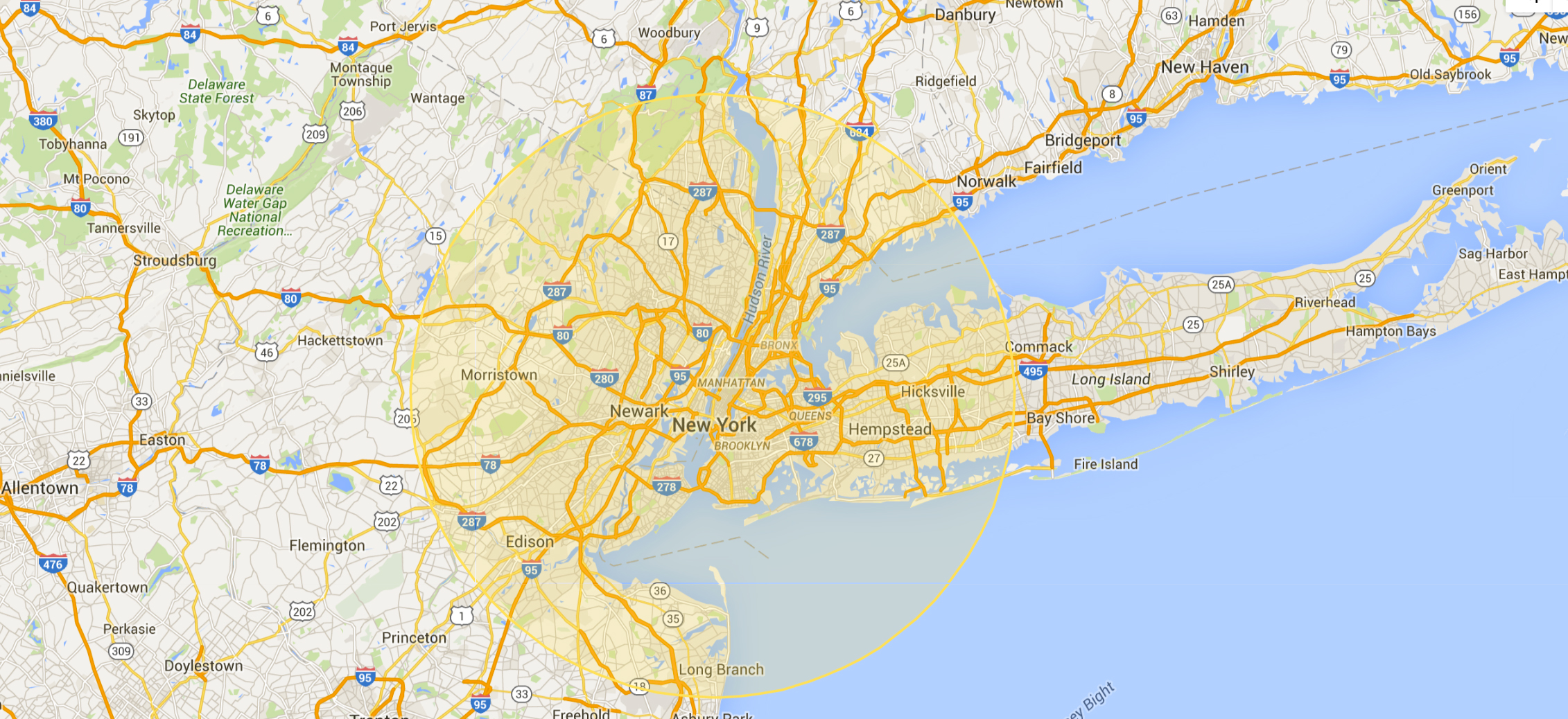 new-york-map-real-estate-3D