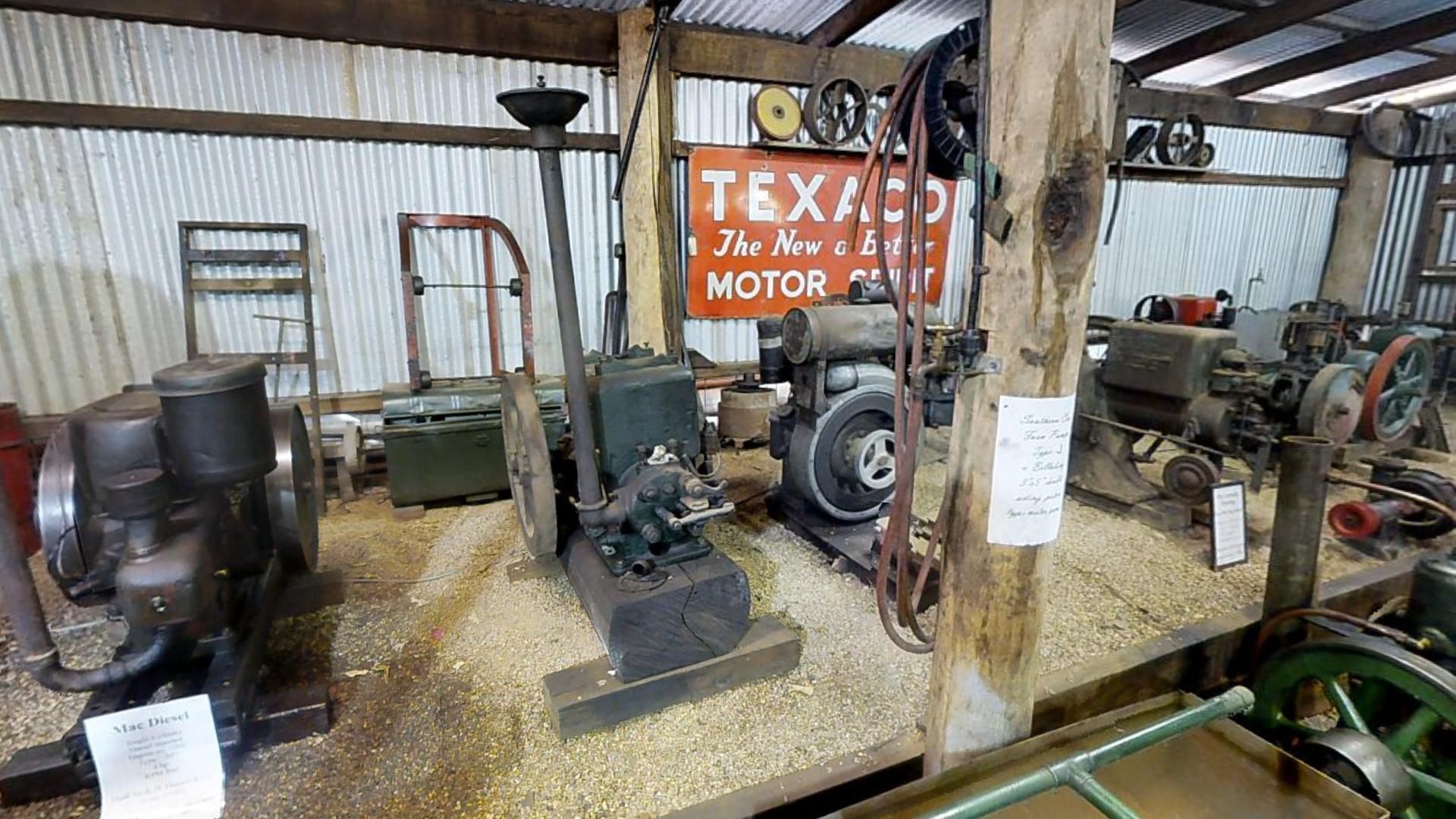 Queensland Steam & Vintage Machinery Museum